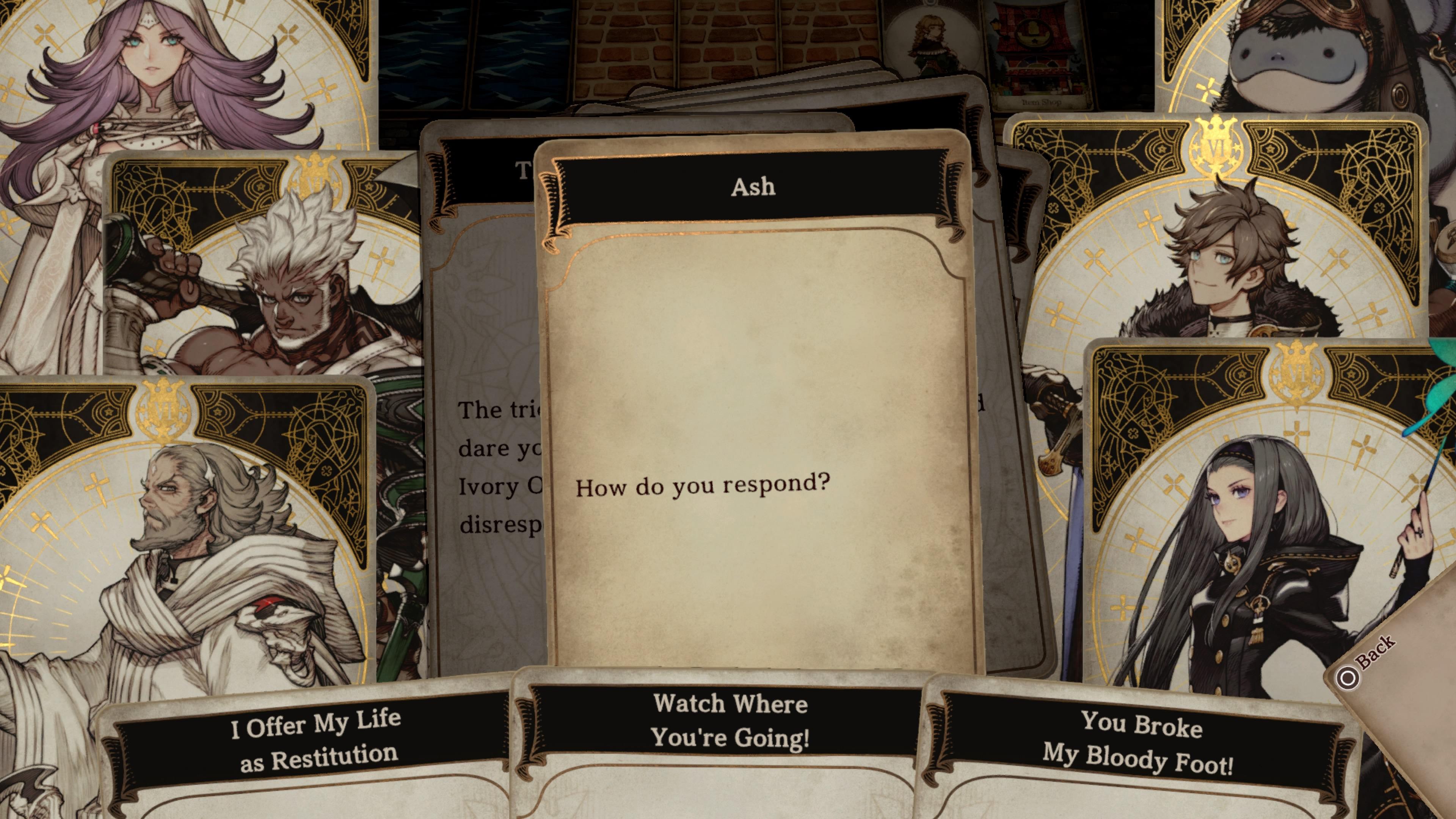 Скриншот №2 к Voice of Cards The Isle Dragon Roars