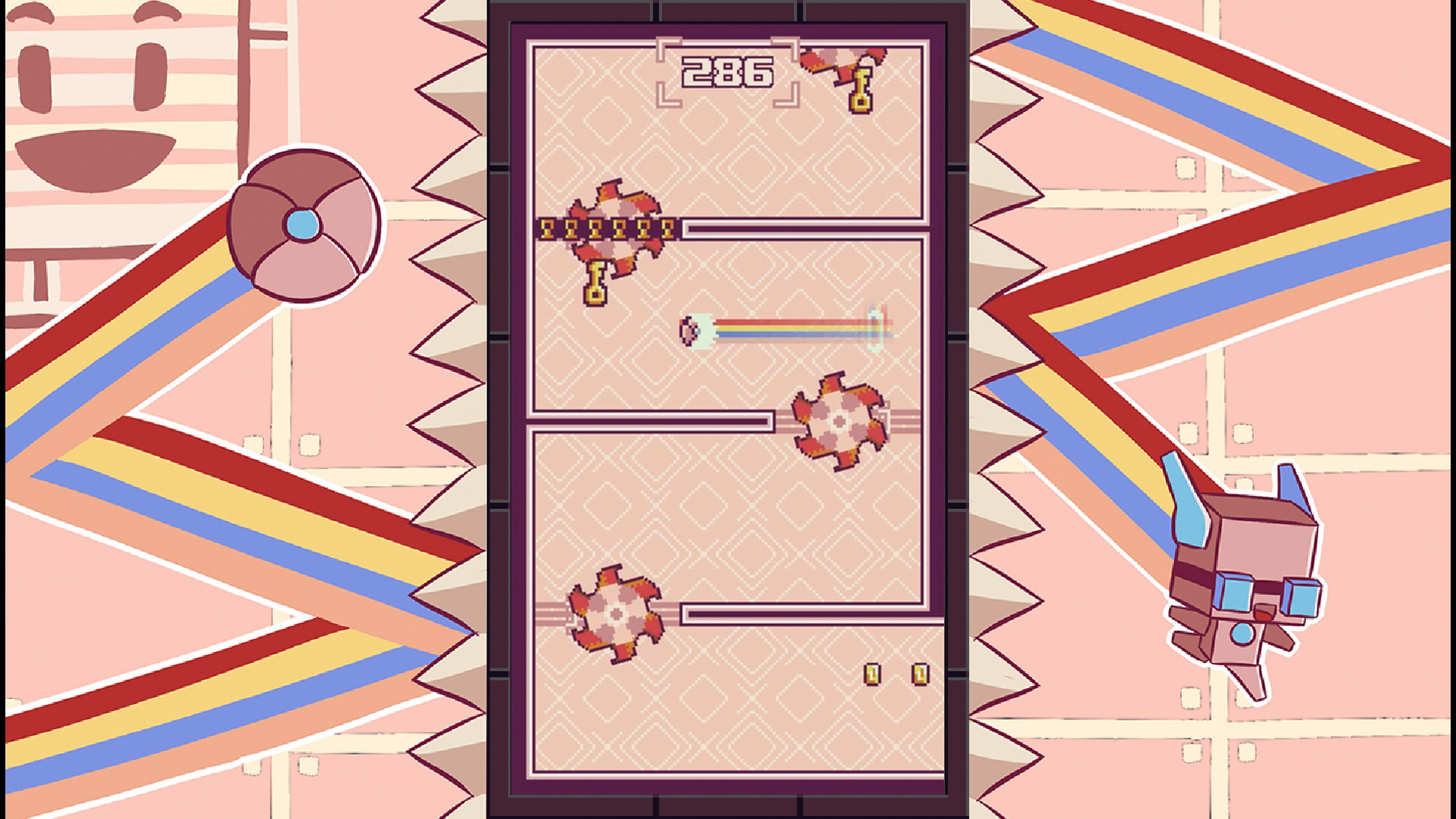 Скриншот №10 к Blitz Breaker PS4 and PS5
