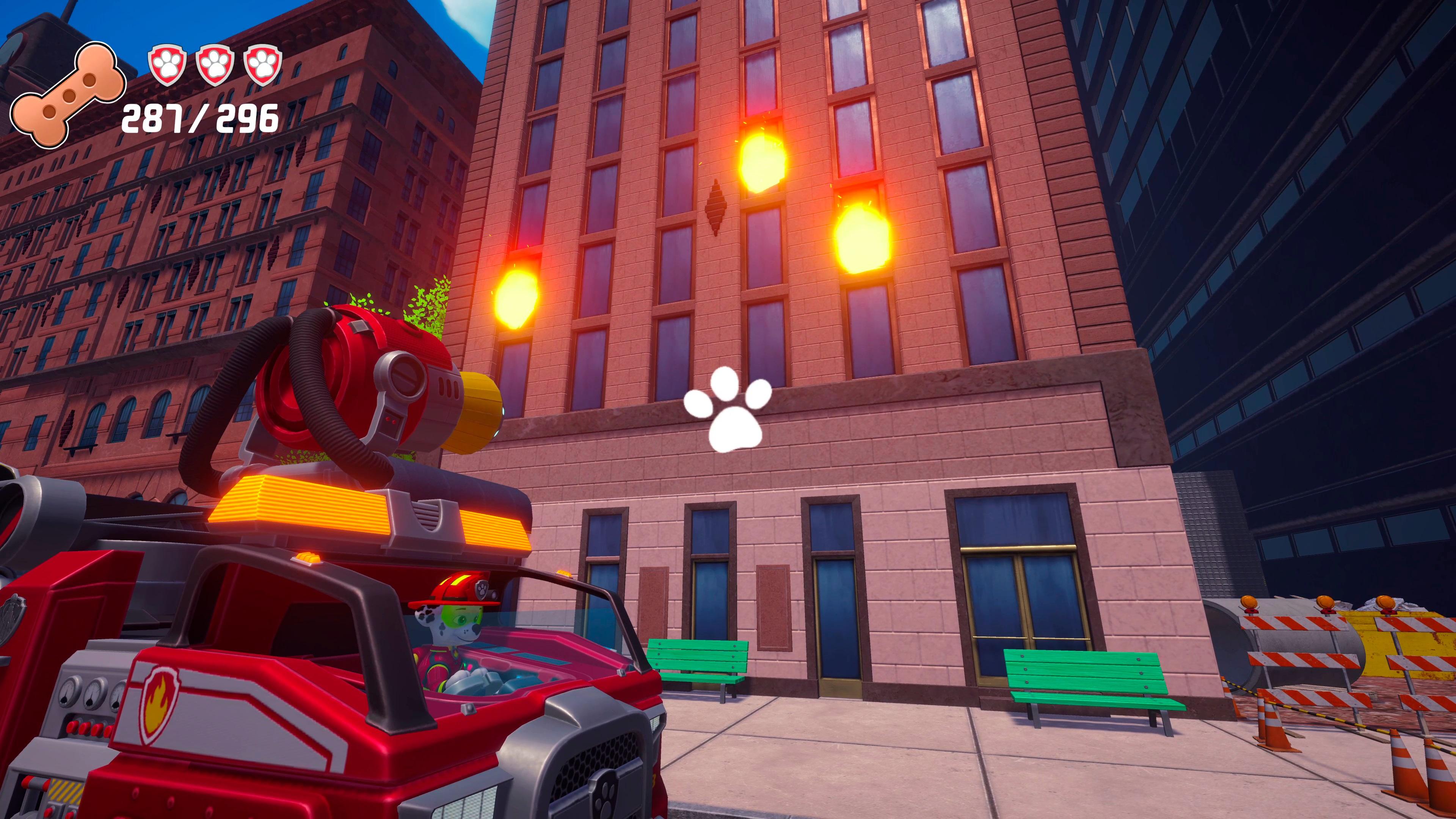 Скриншот №4 к Фильм «Щенячий патруль» Город приключений зовет