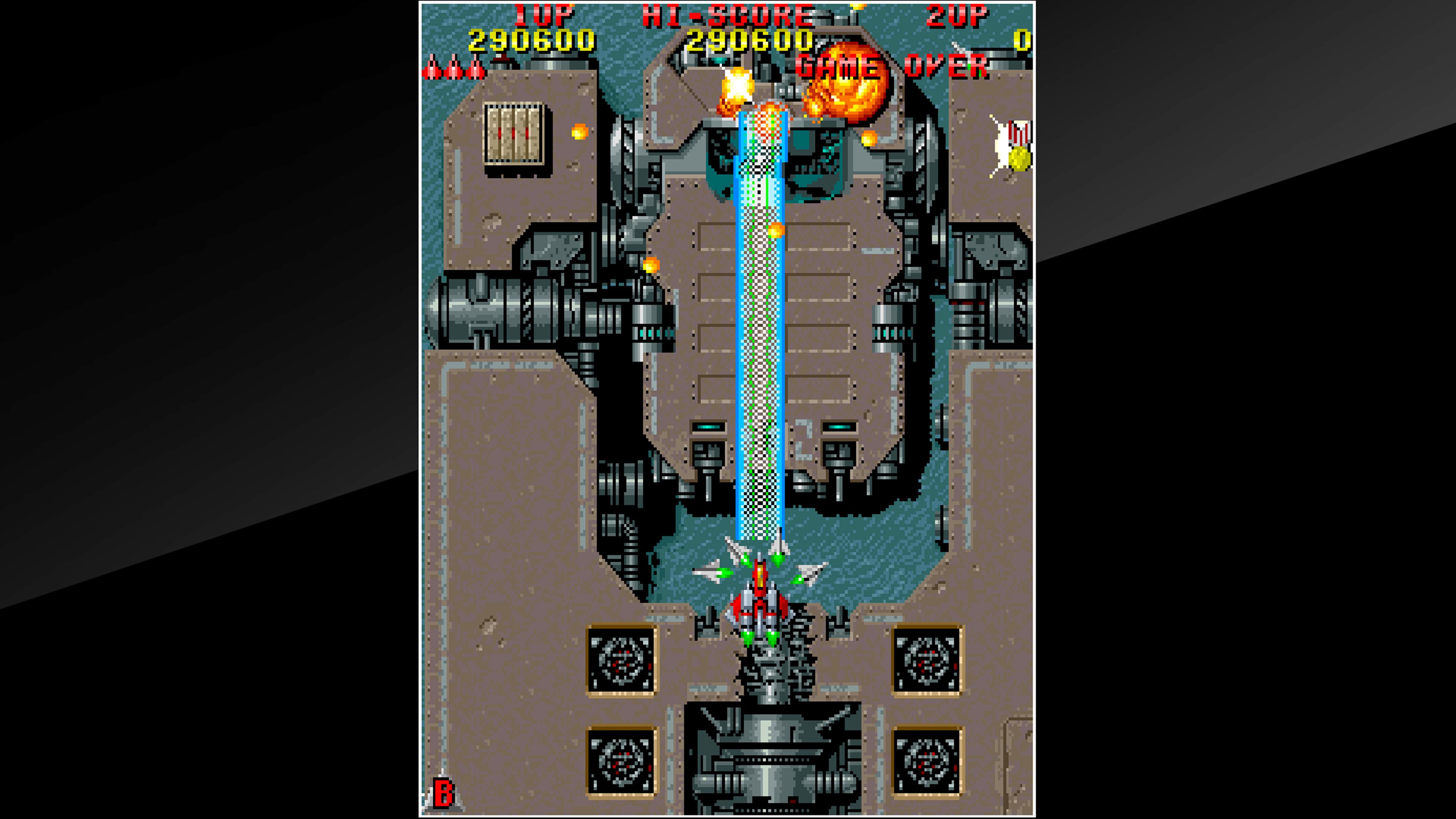 Скриншот №10 к Arcade Archives RAIDEN