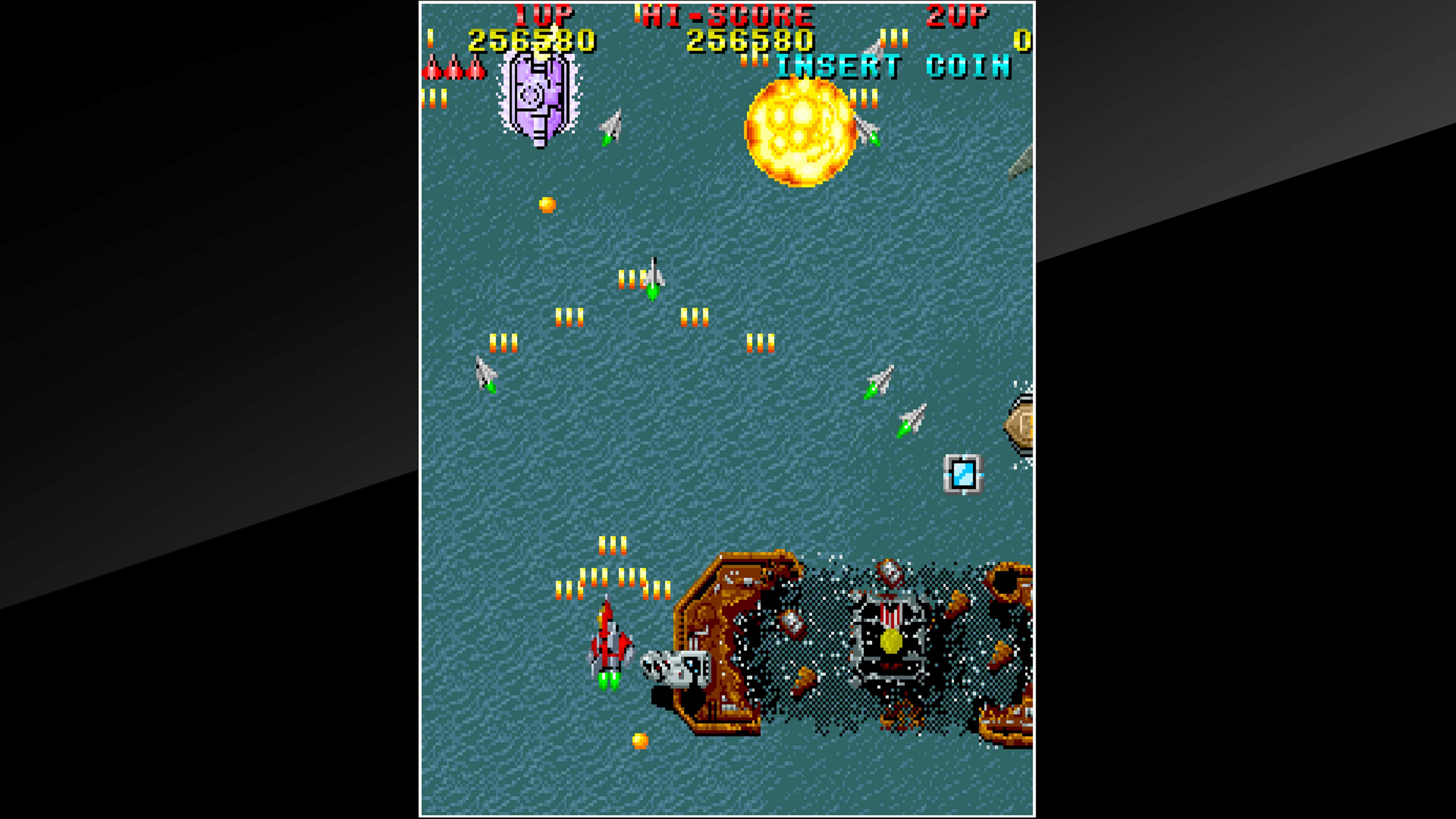 Скриншот №9 к Arcade Archives RAIDEN