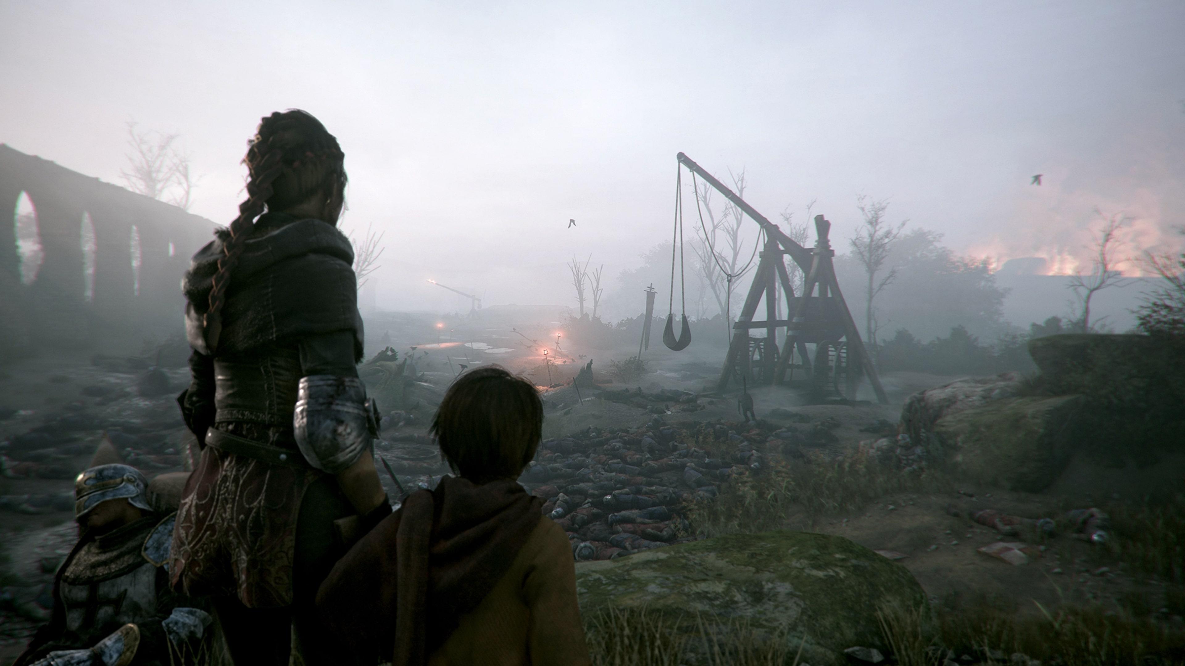 Скриншот №6 к A Plague Tale Innocence
