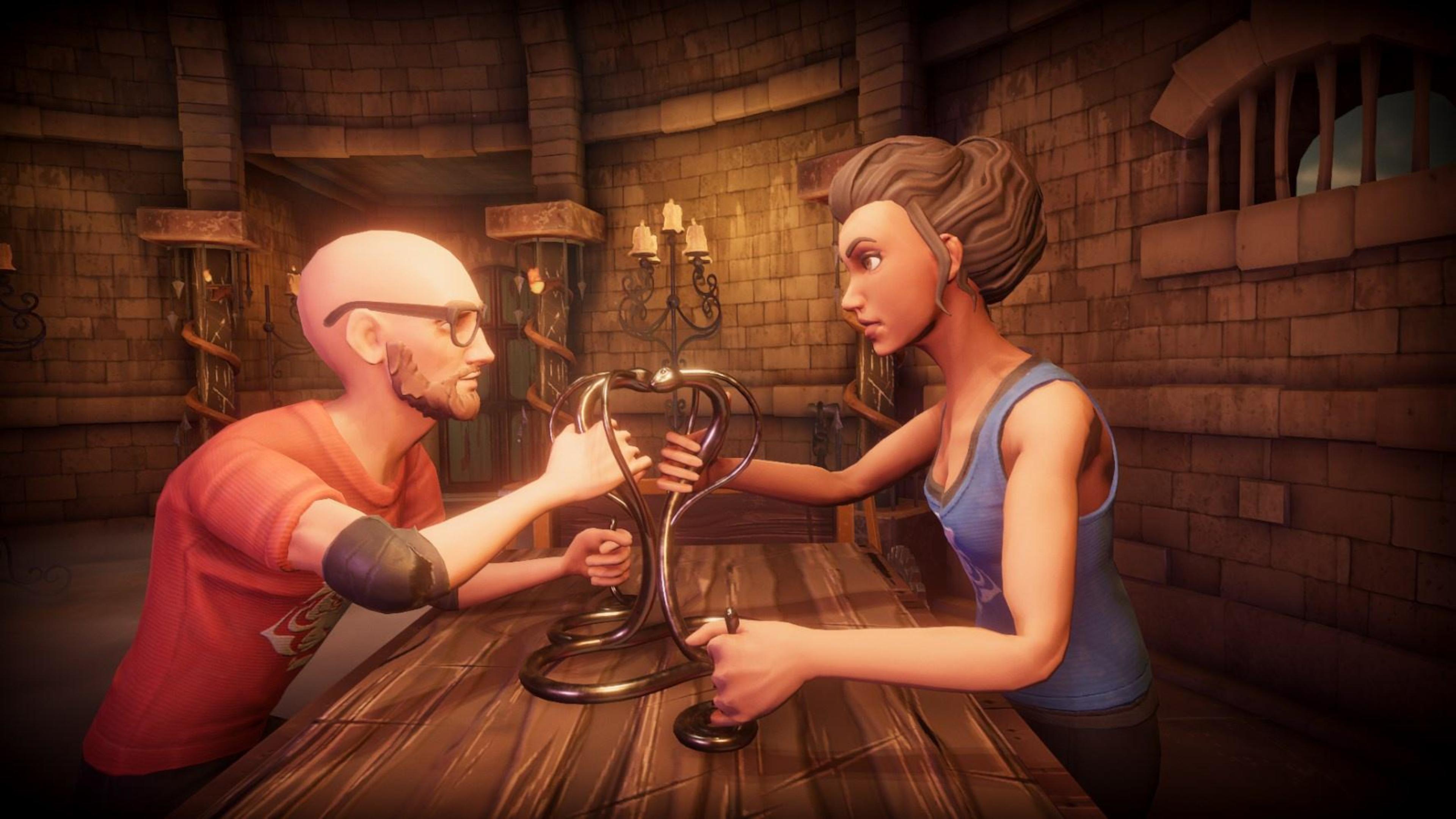 Скриншот №1 к Escape Game Fort Boyard - New Edition