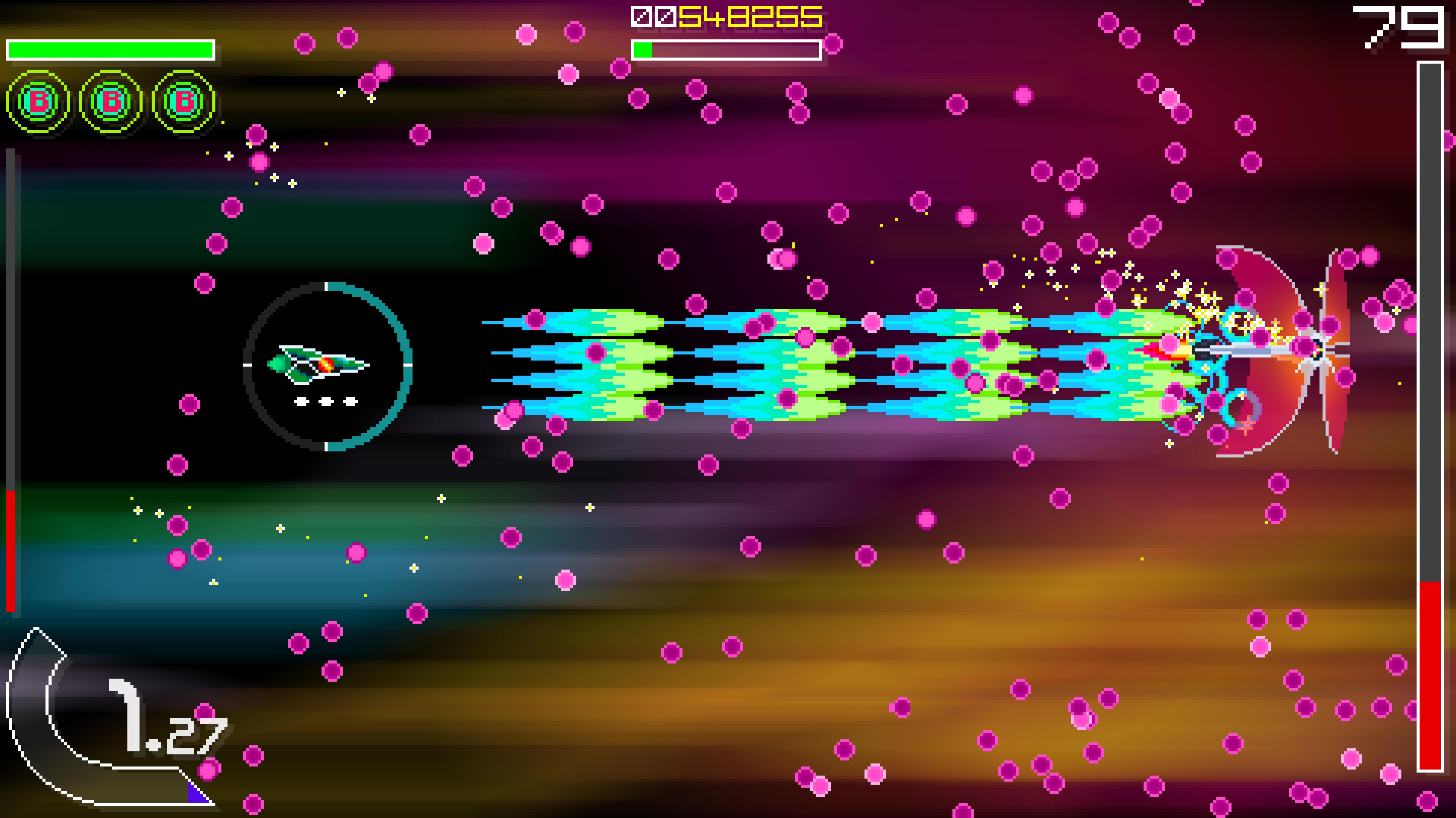 Скриншот №10 к Star Hunter DX