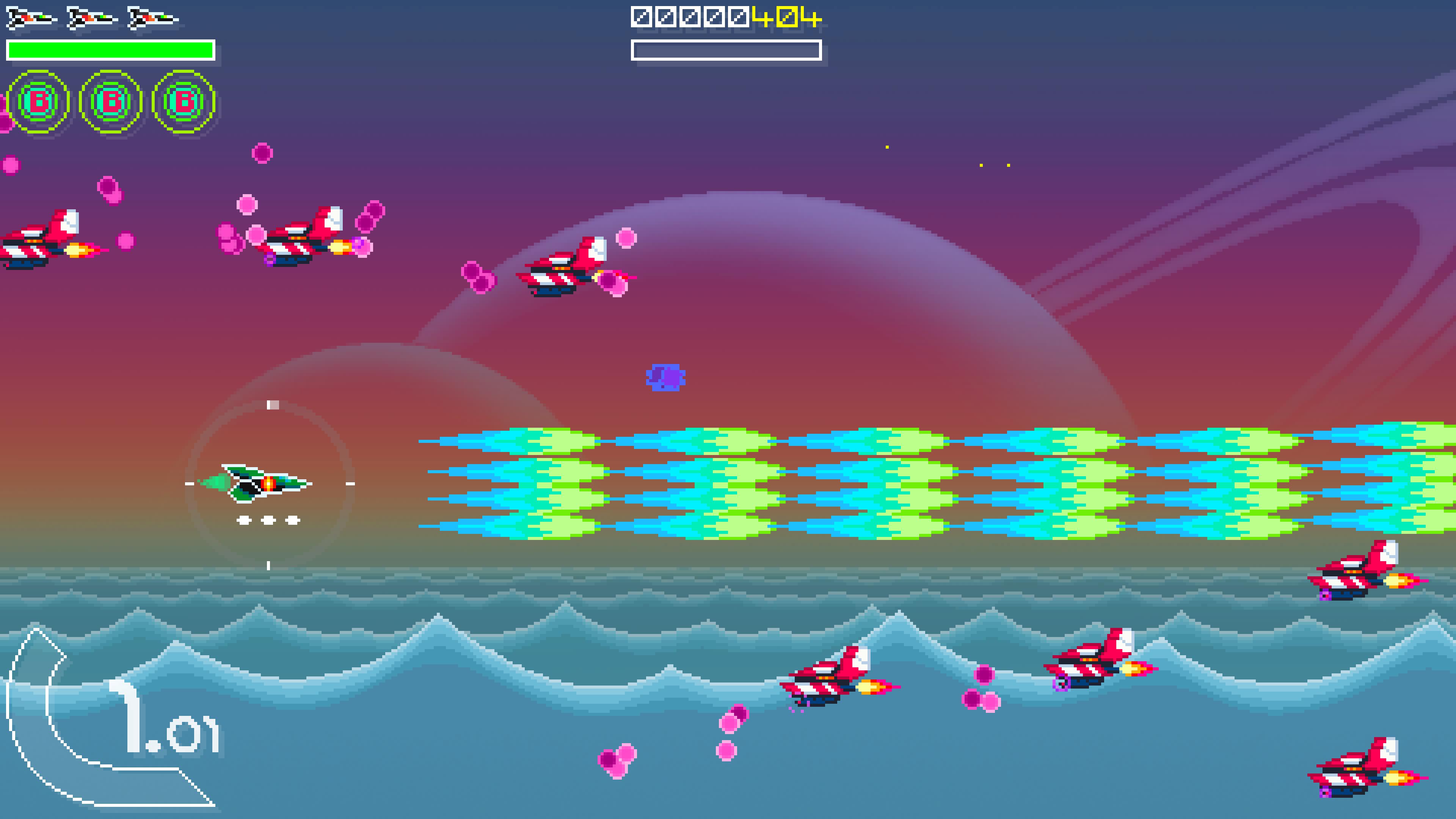 Скриншот №4 к Star Hunter DX