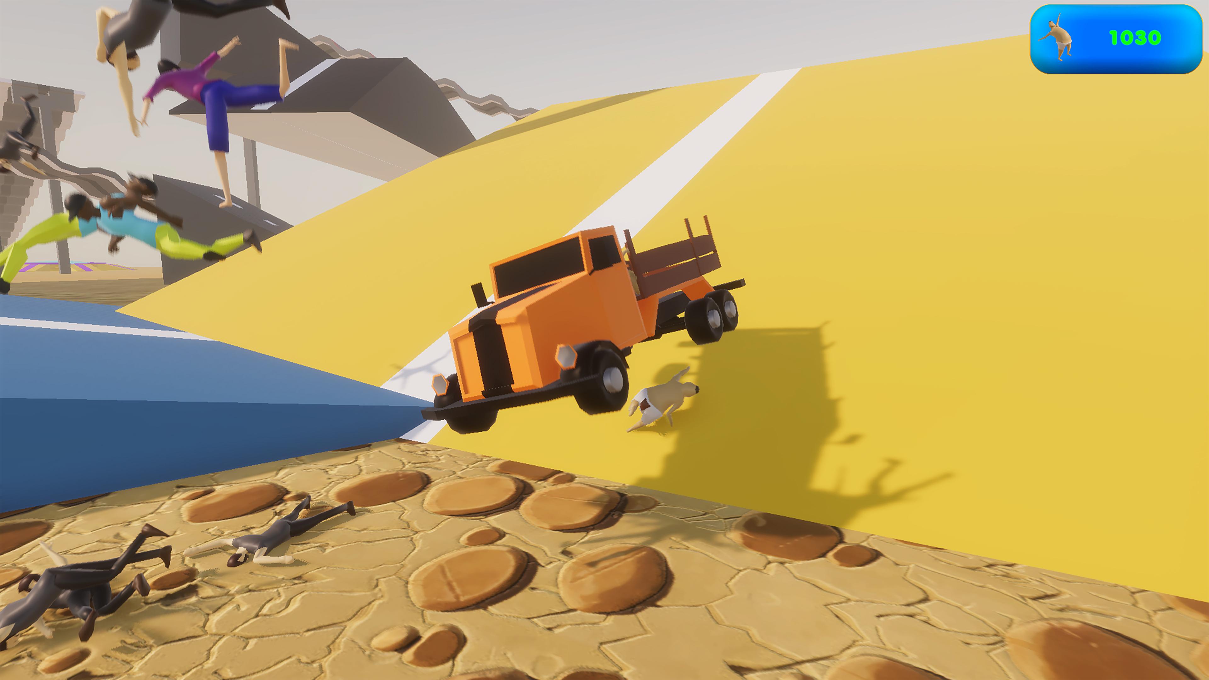 Скриншот №2 к Funny Truck