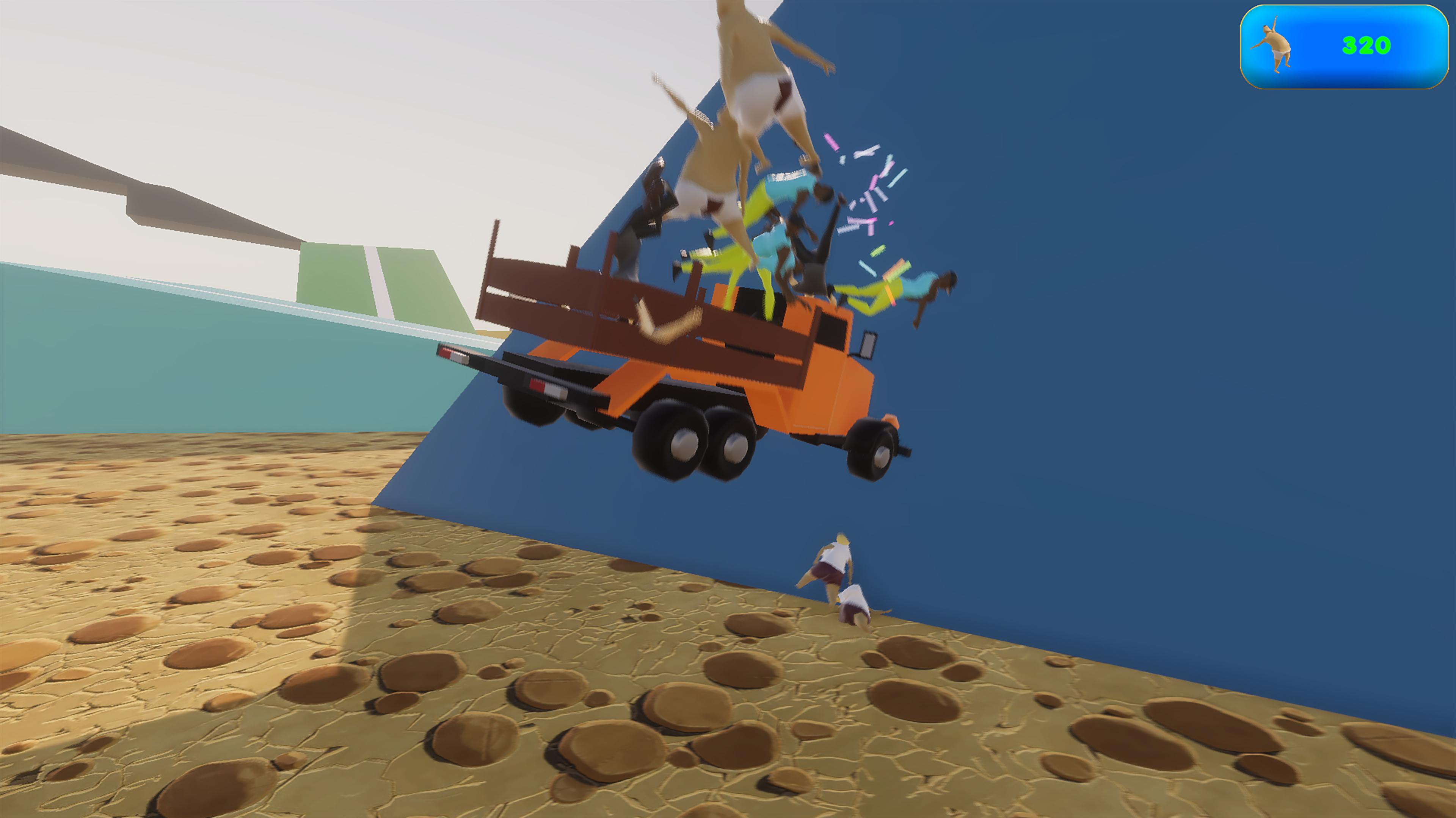 Скриншот №1 к Funny Truck
