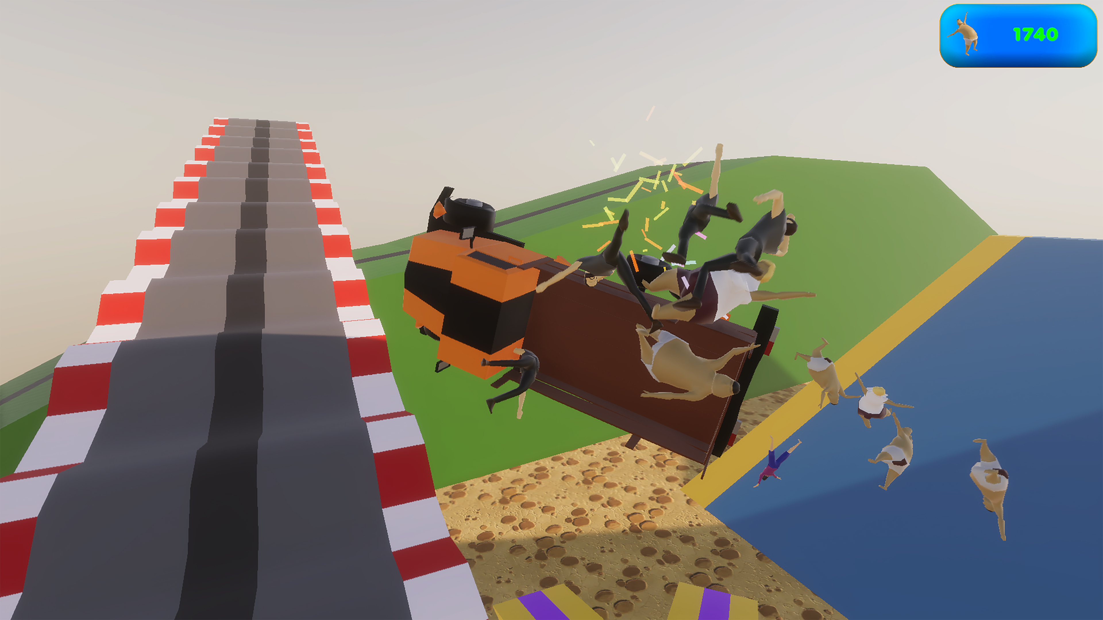 Скриншот №3 к Funny Truck