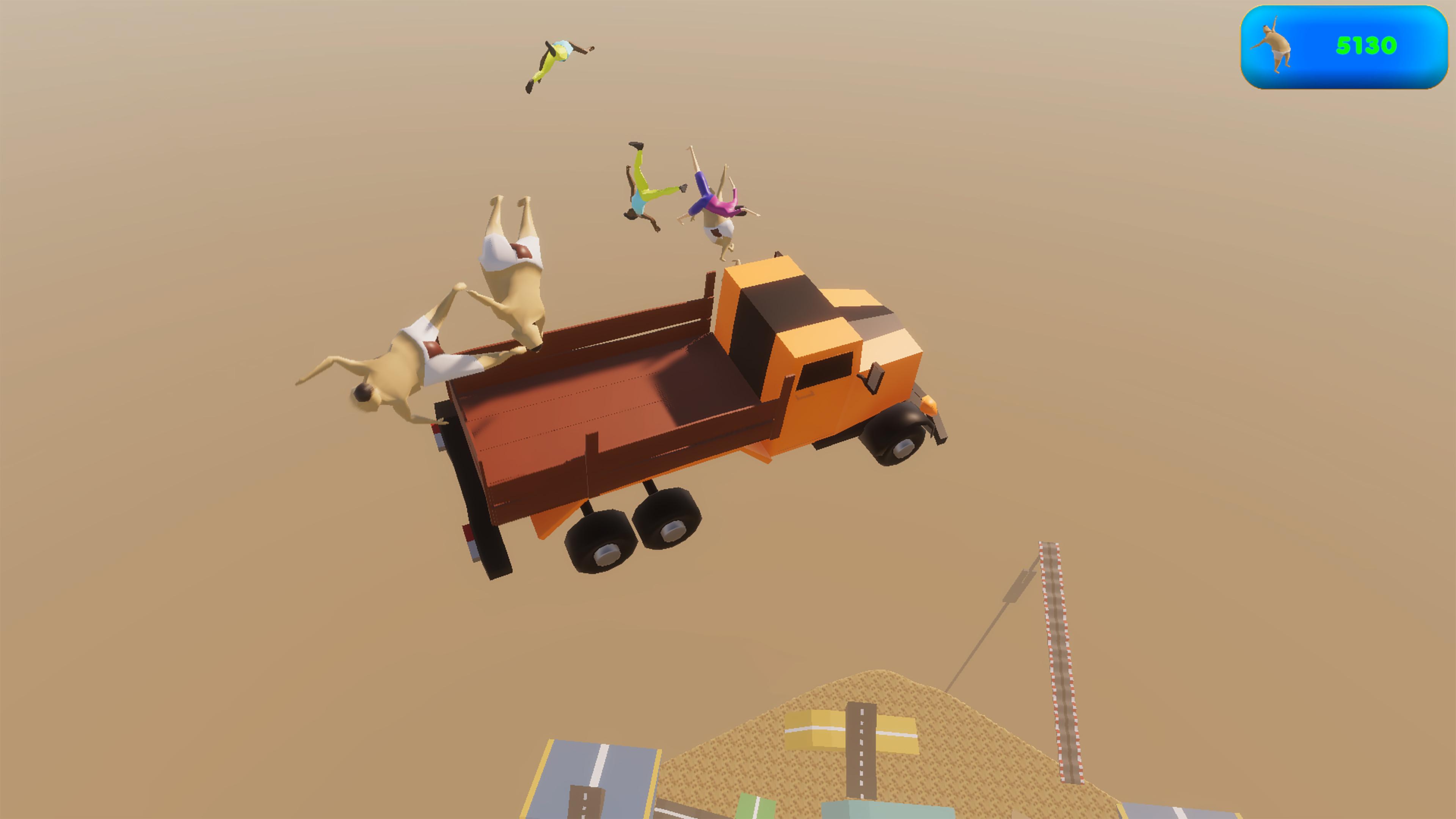 Скриншот №5 к Funny Truck