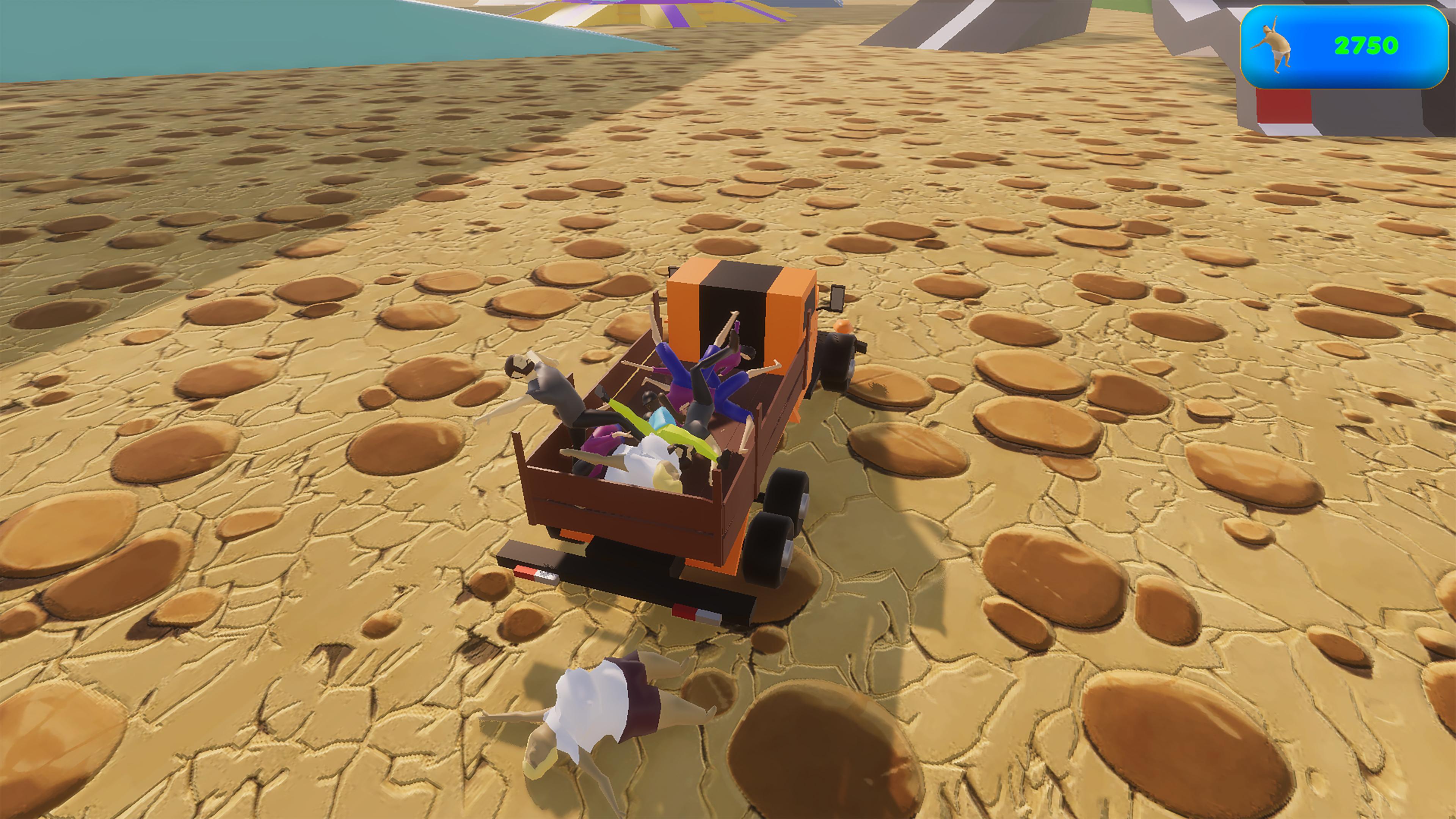 Скриншот №4 к Funny Truck
