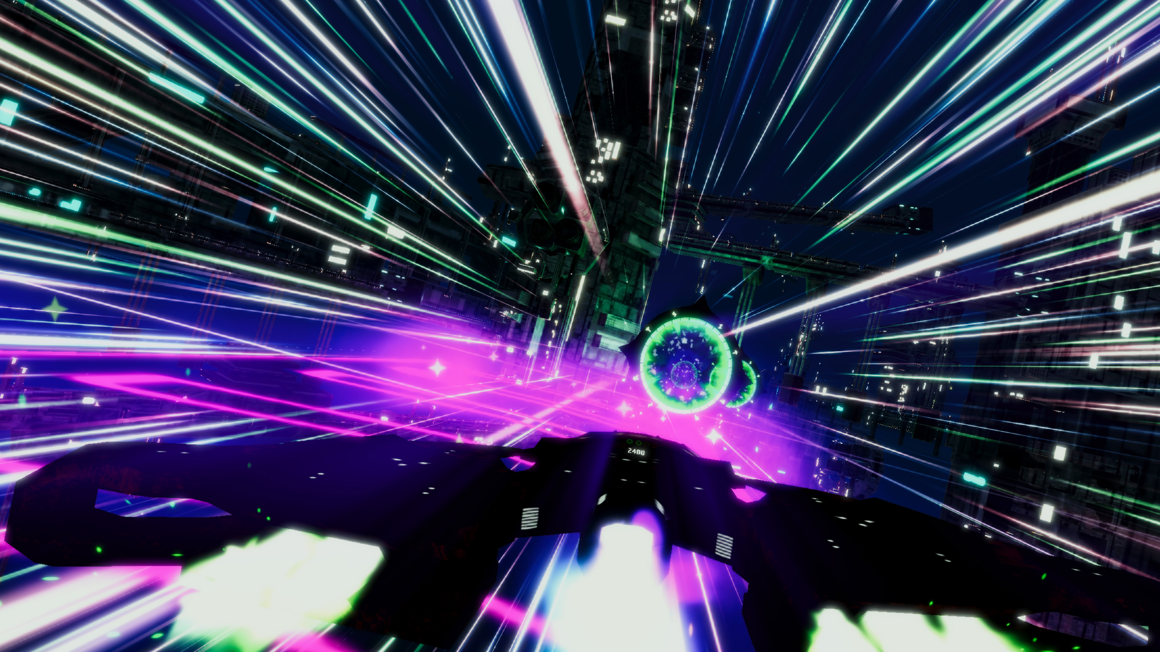 Скриншот №9 к Darkness Rollercoaster - Temple of Speed