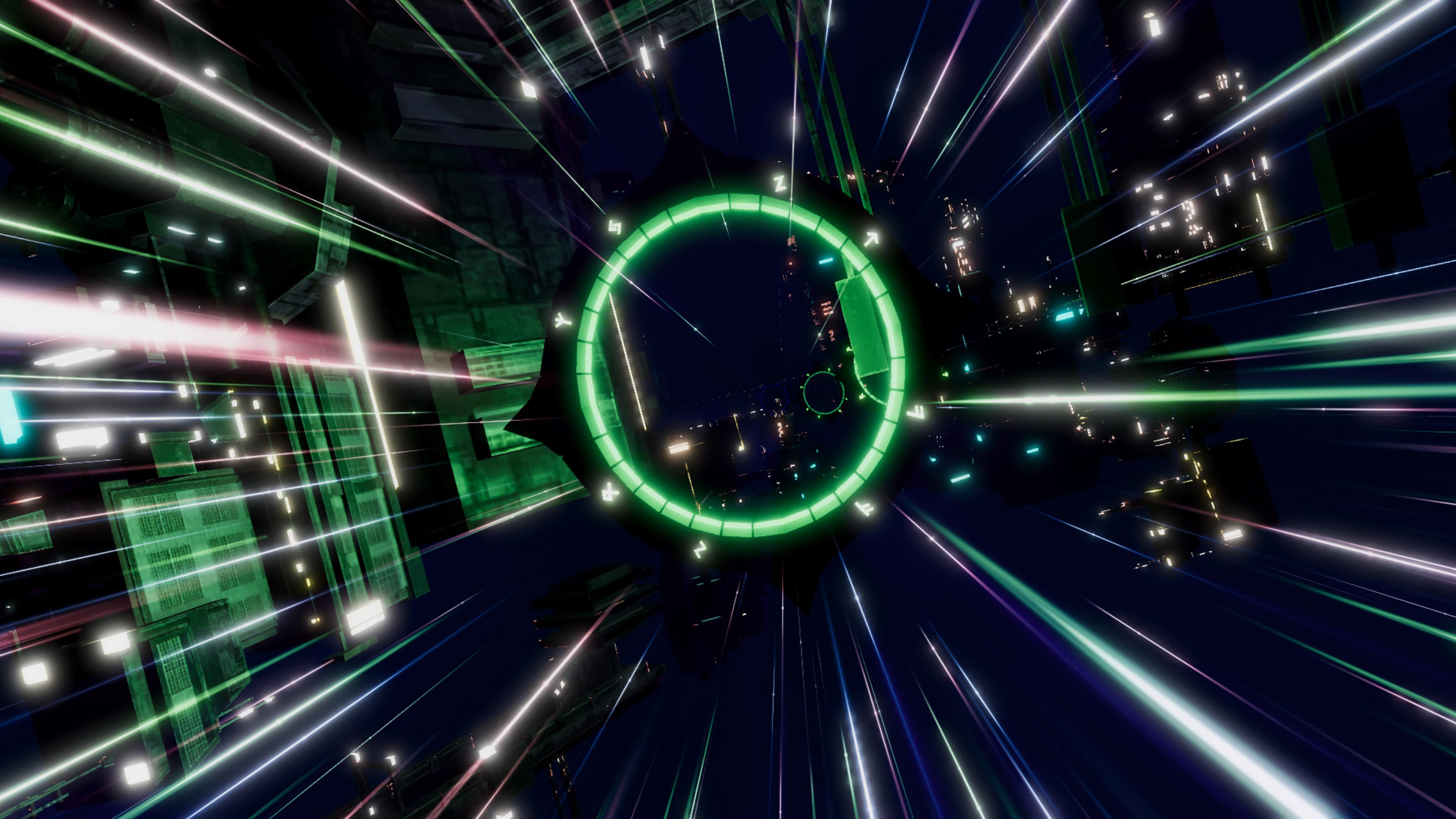 Скриншот №10 к Darkness Rollercoaster - Temple of Speed