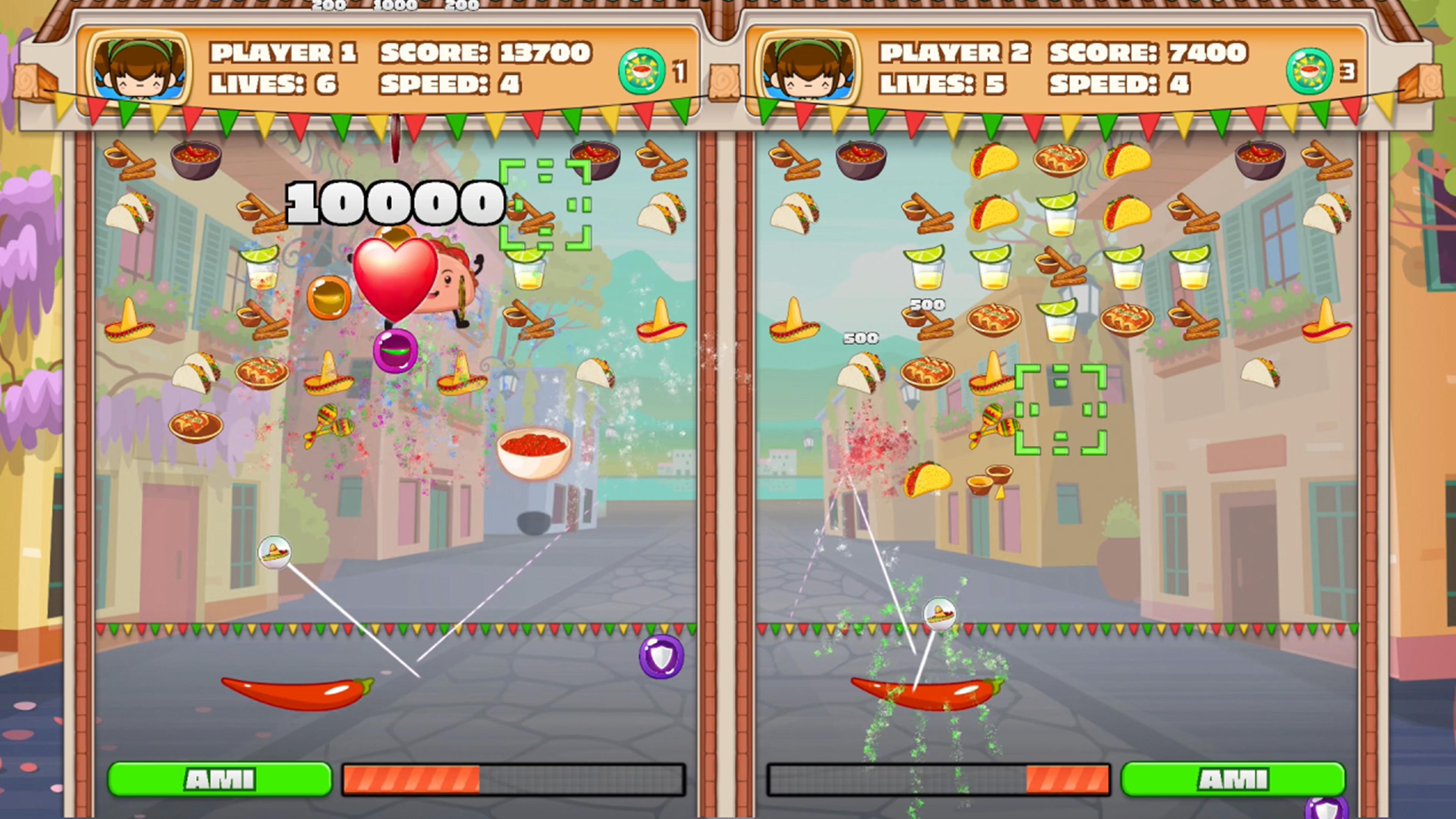 Скриншот №2 к Taco Break Head to Head