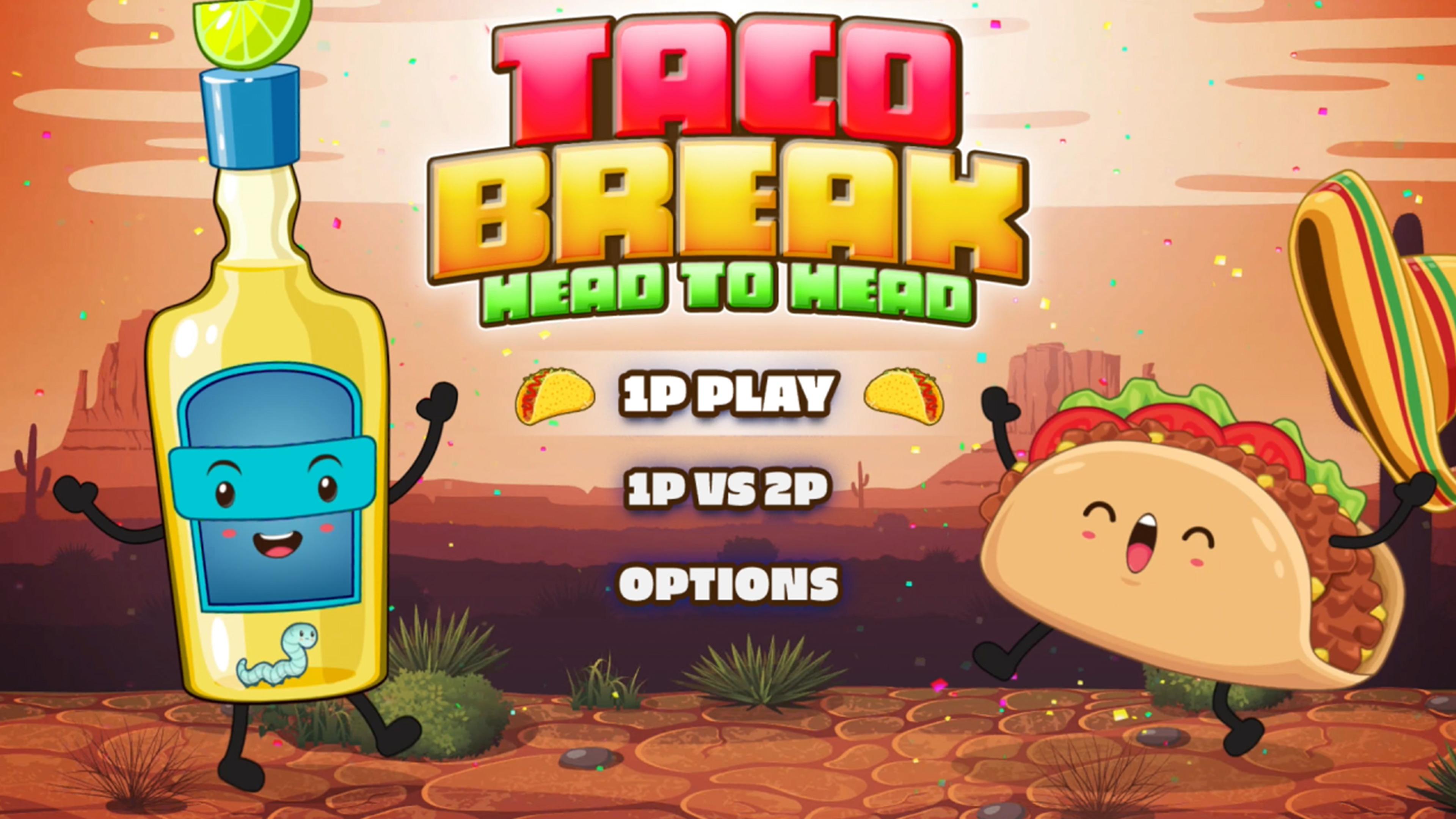 Скриншот №1 к Taco Break Head to Head
