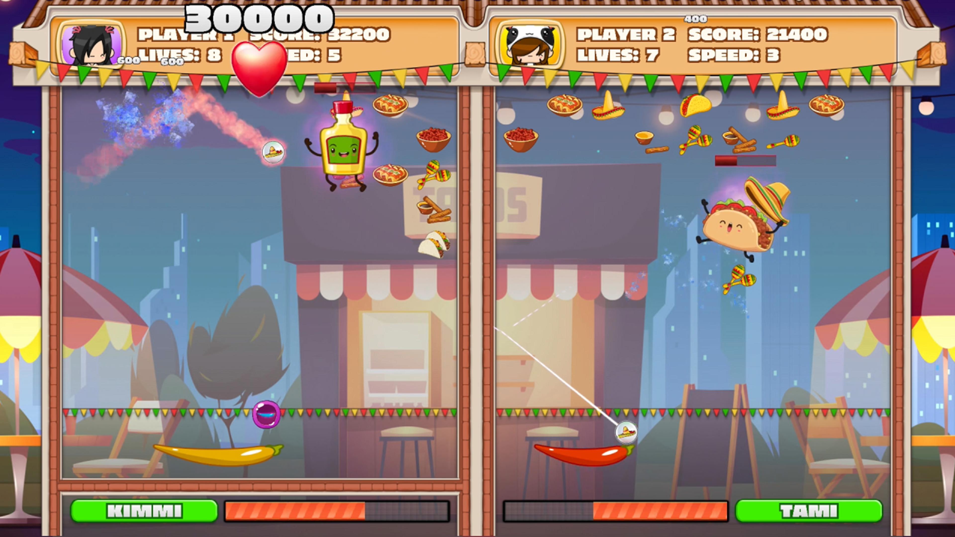 Скриншот №7 к Taco Break Head to Head
