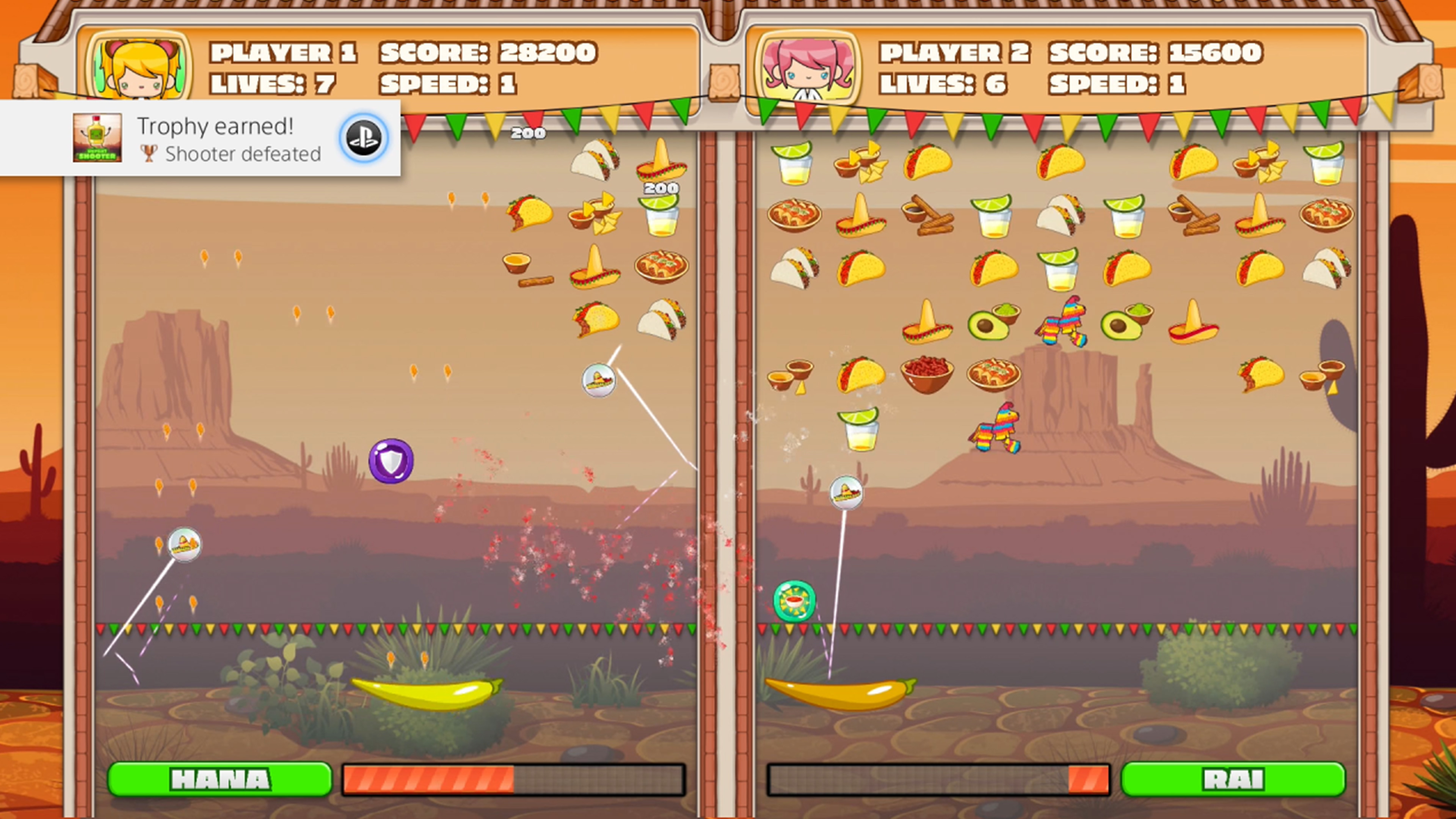 Скриншот №4 к Taco Break Head to Head
