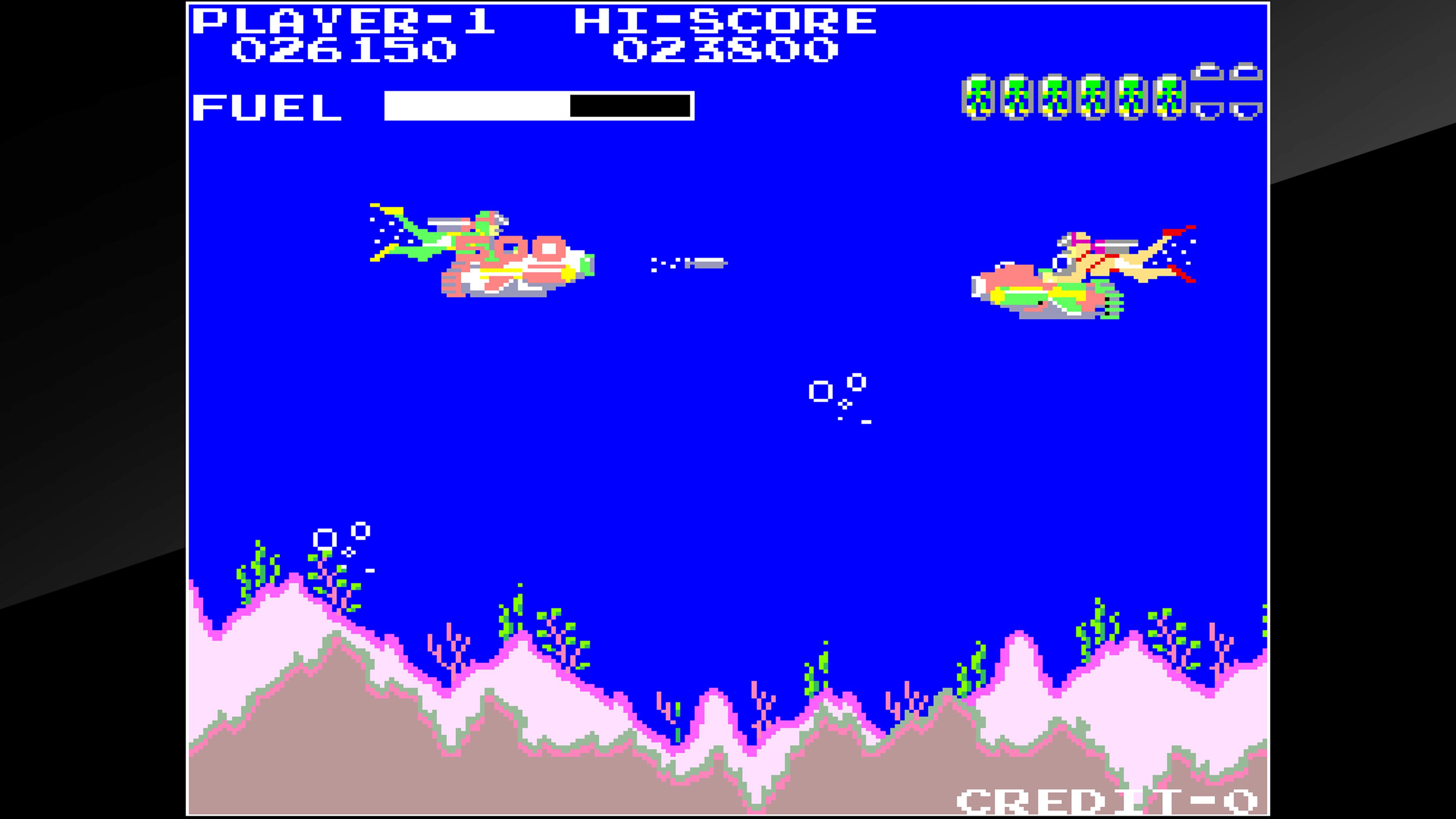 Скриншот №10 к Arcade Archives SEA FIGHTER POSEIDON