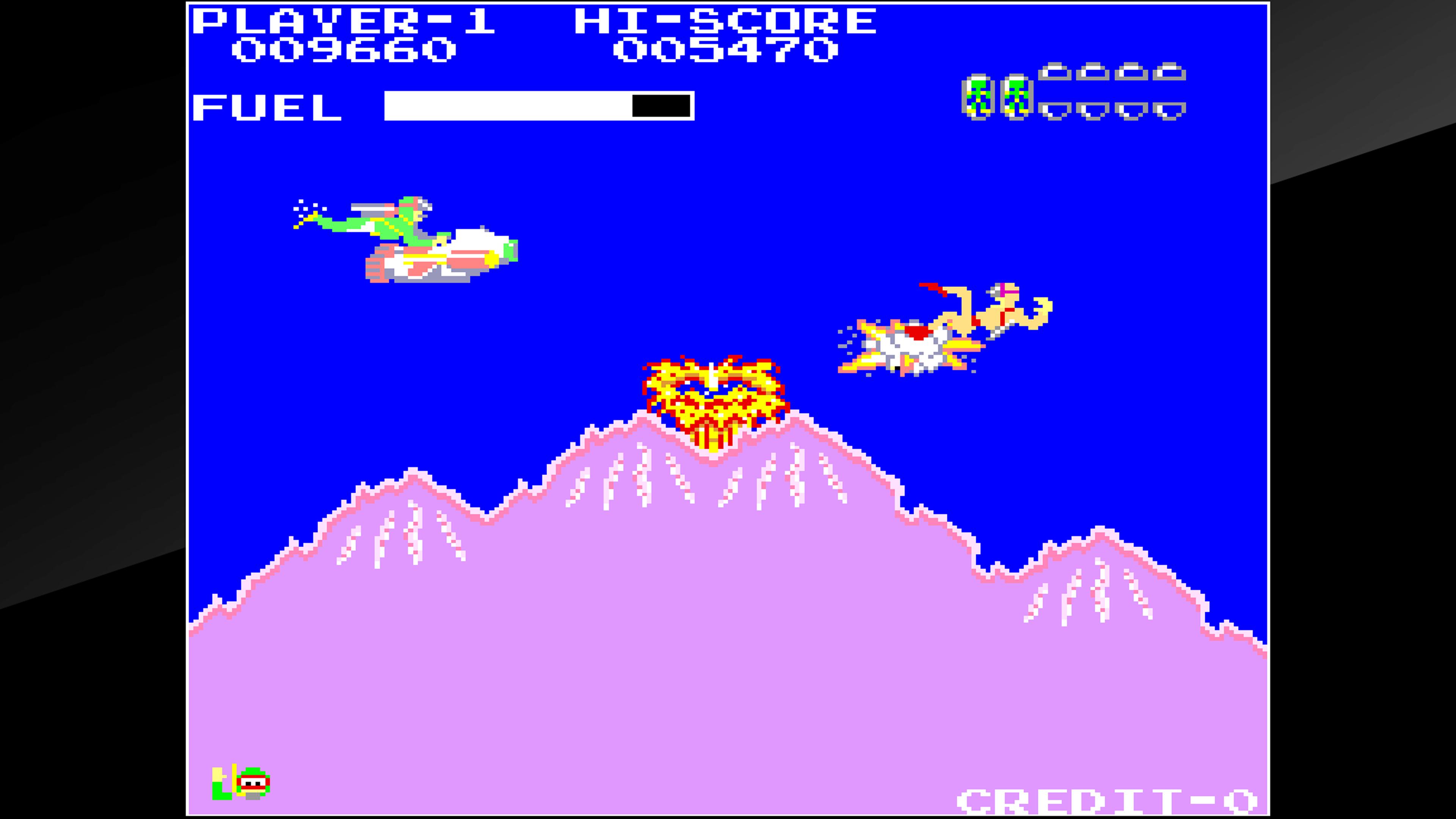 Скриншот №8 к Arcade Archives SEA FIGHTER POSEIDON