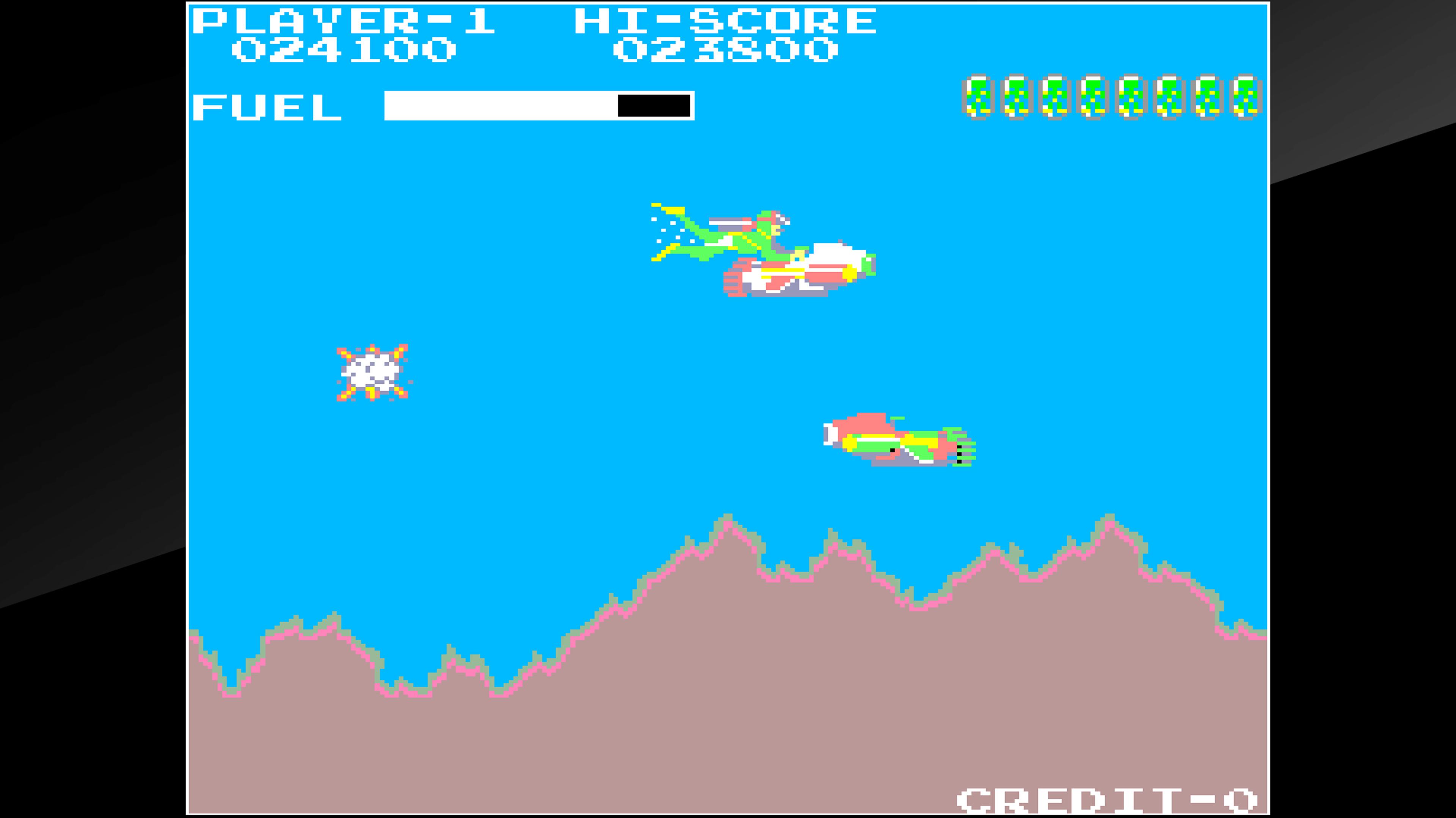 Скриншот №9 к Arcade Archives SEA FIGHTER POSEIDON