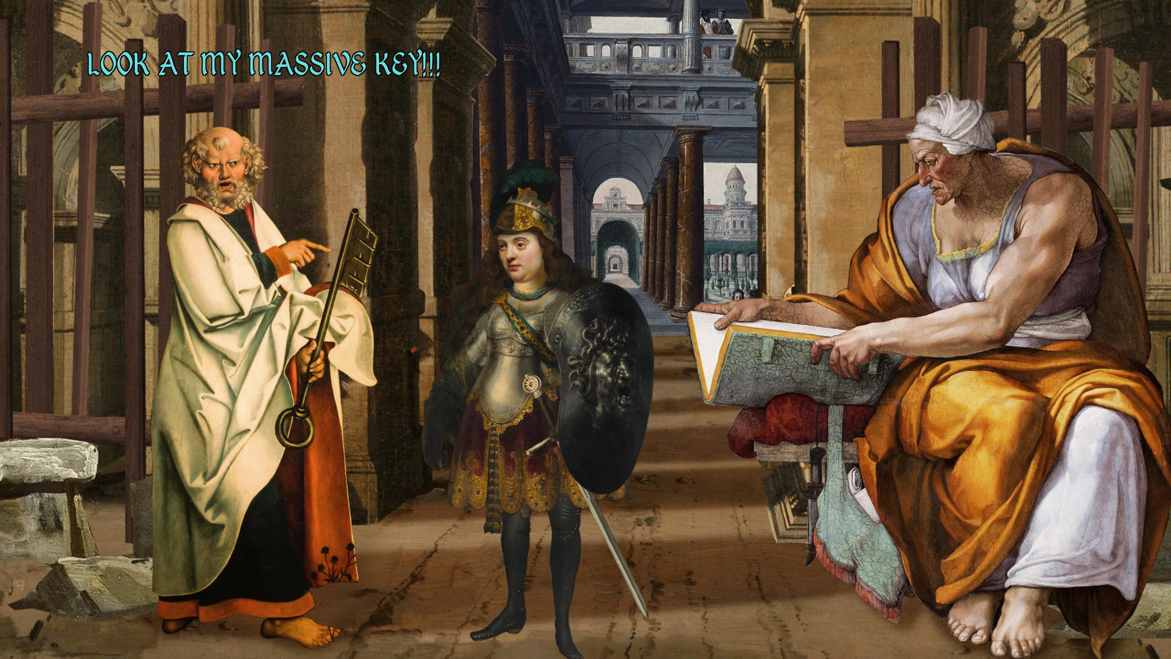 Скриншот №5 к The Procession to Calvary