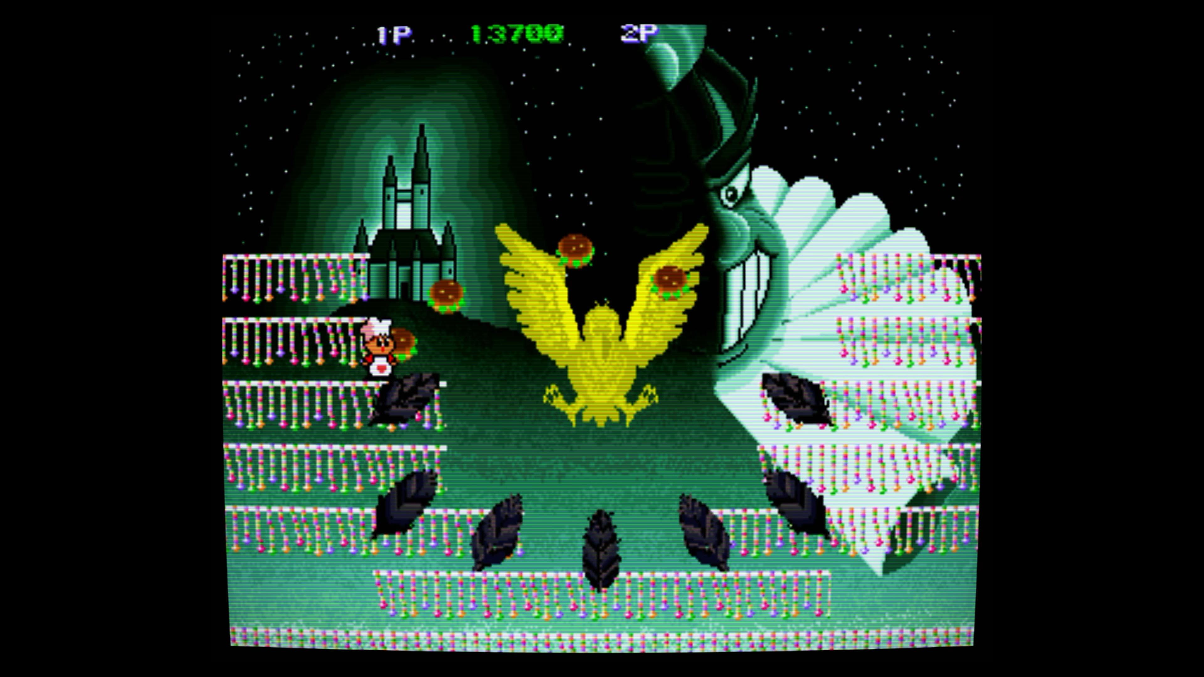 Скриншот №2 к Super BurgerTime