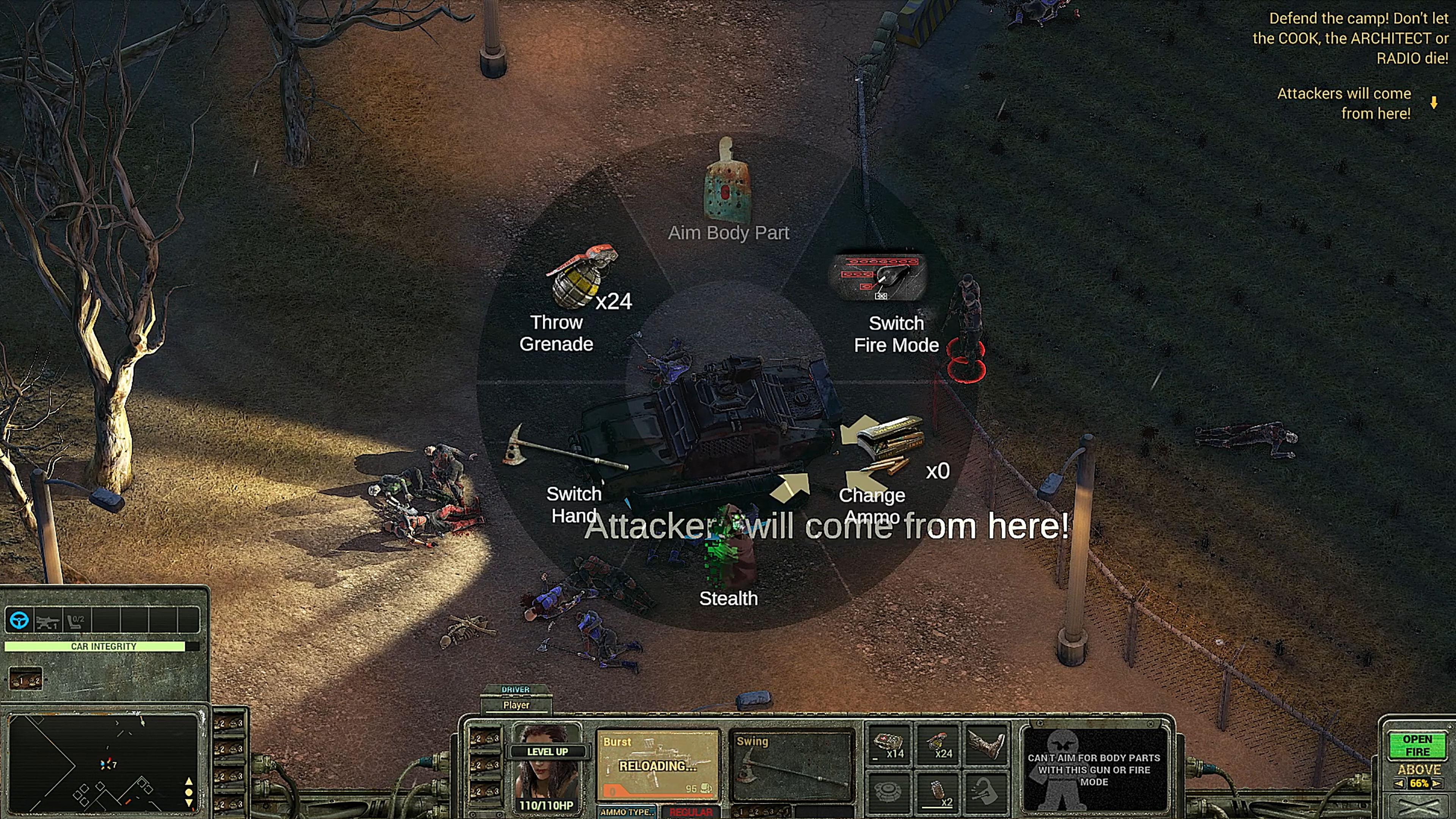 Скриншот №5 к Dustwind - The Last Resort