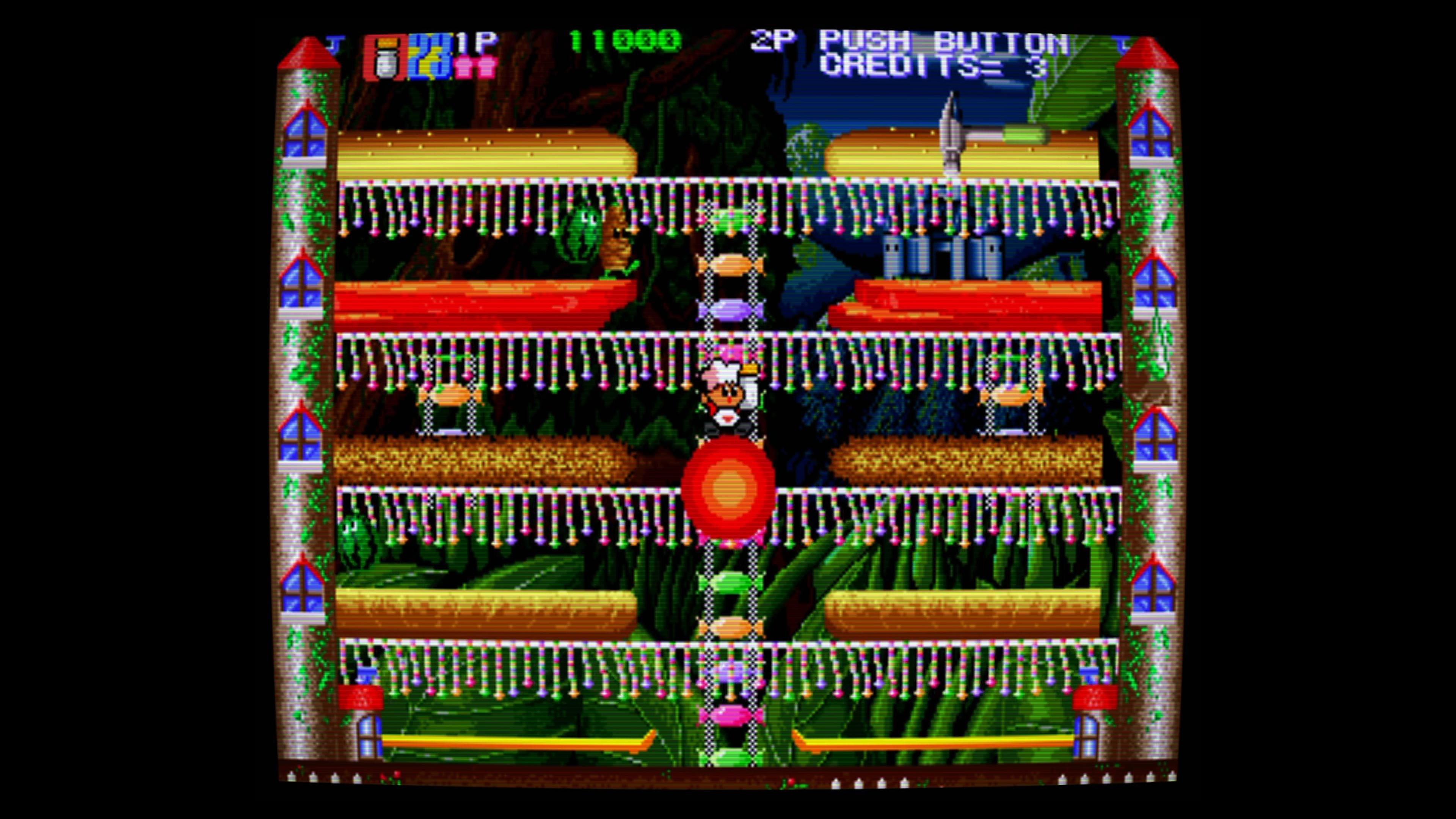 Скриншот №6 к Super BurgerTime