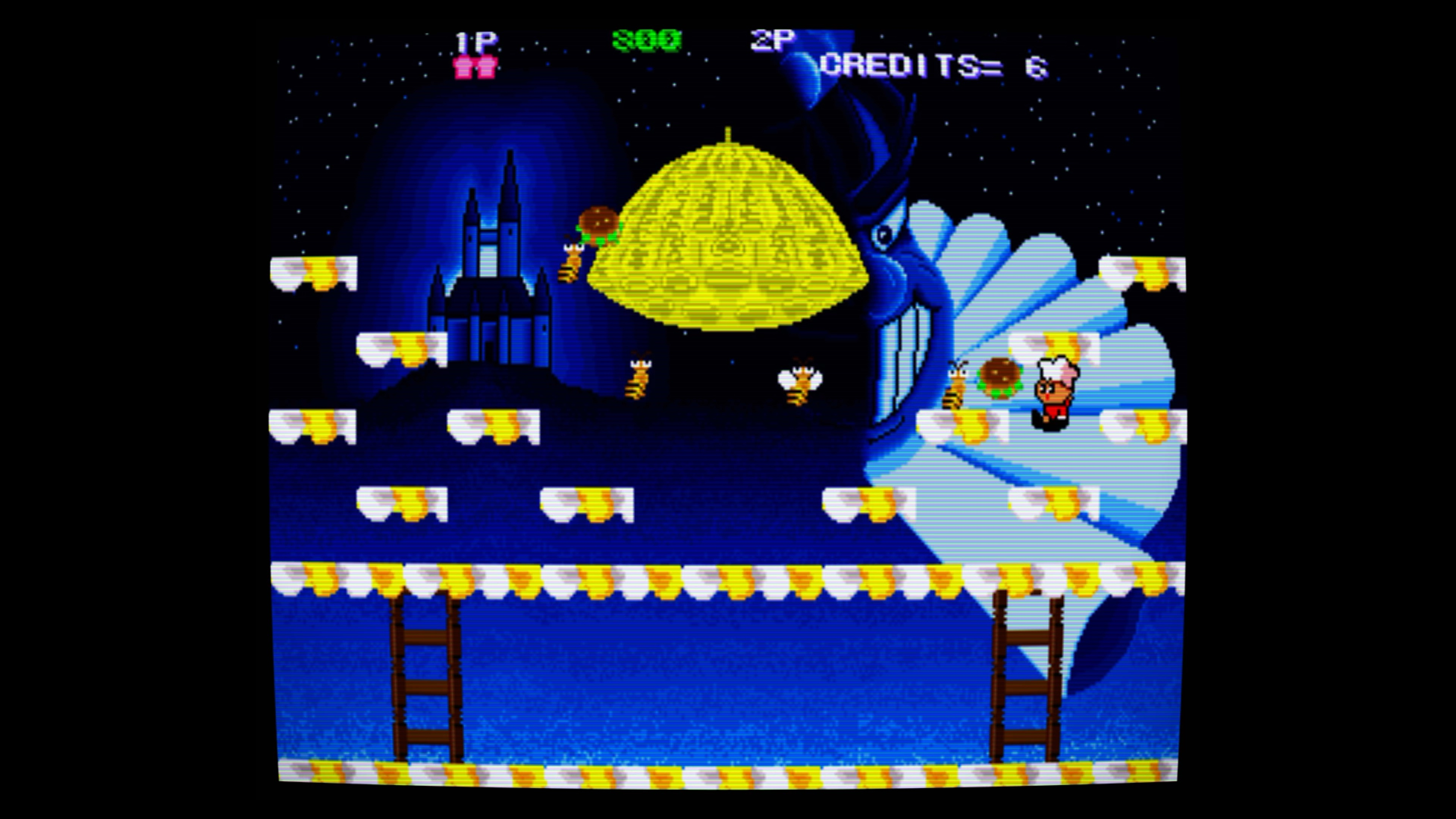 Скриншот №9 к Super BurgerTime