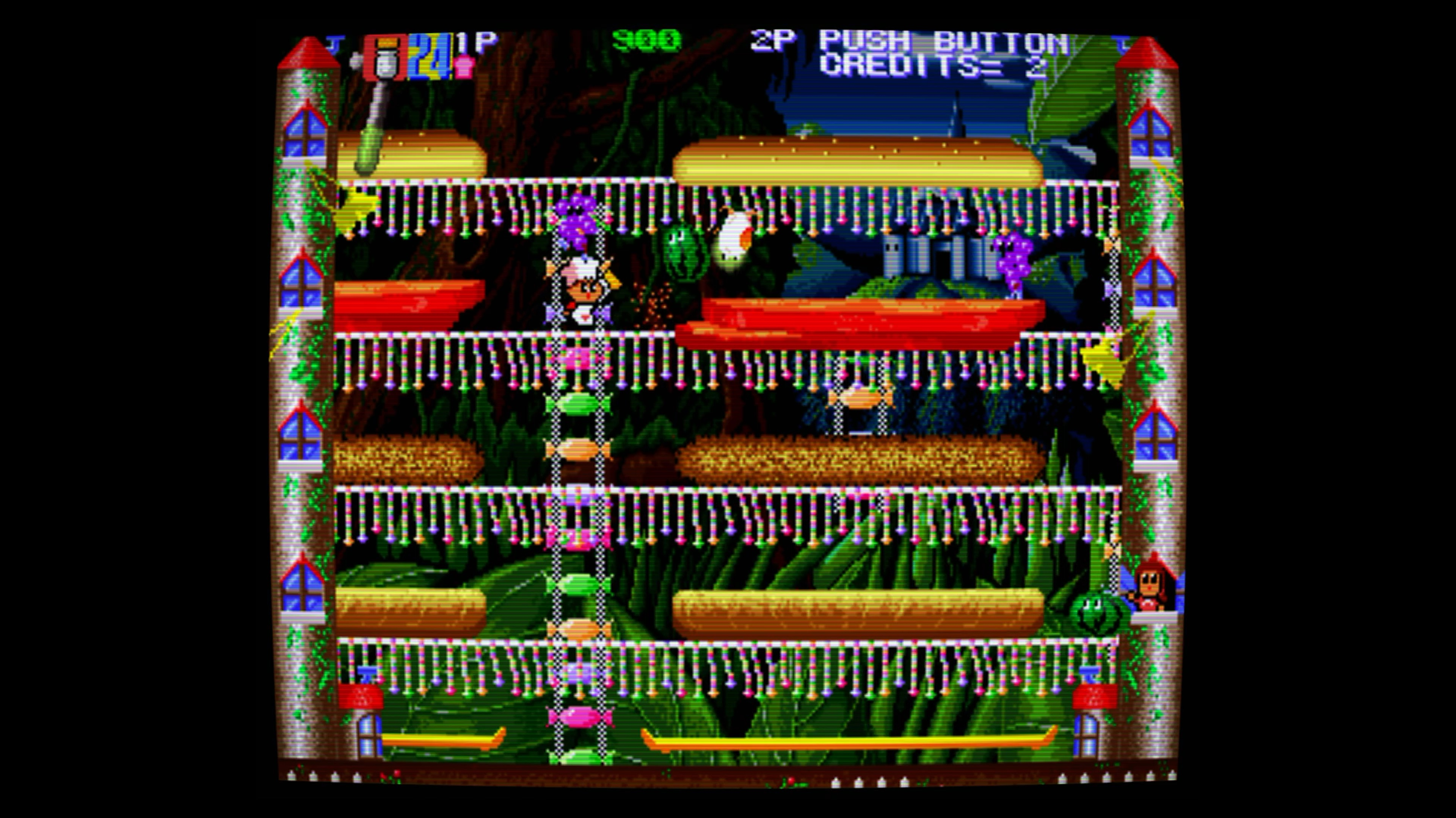 Скриншот №3 к Super BurgerTime