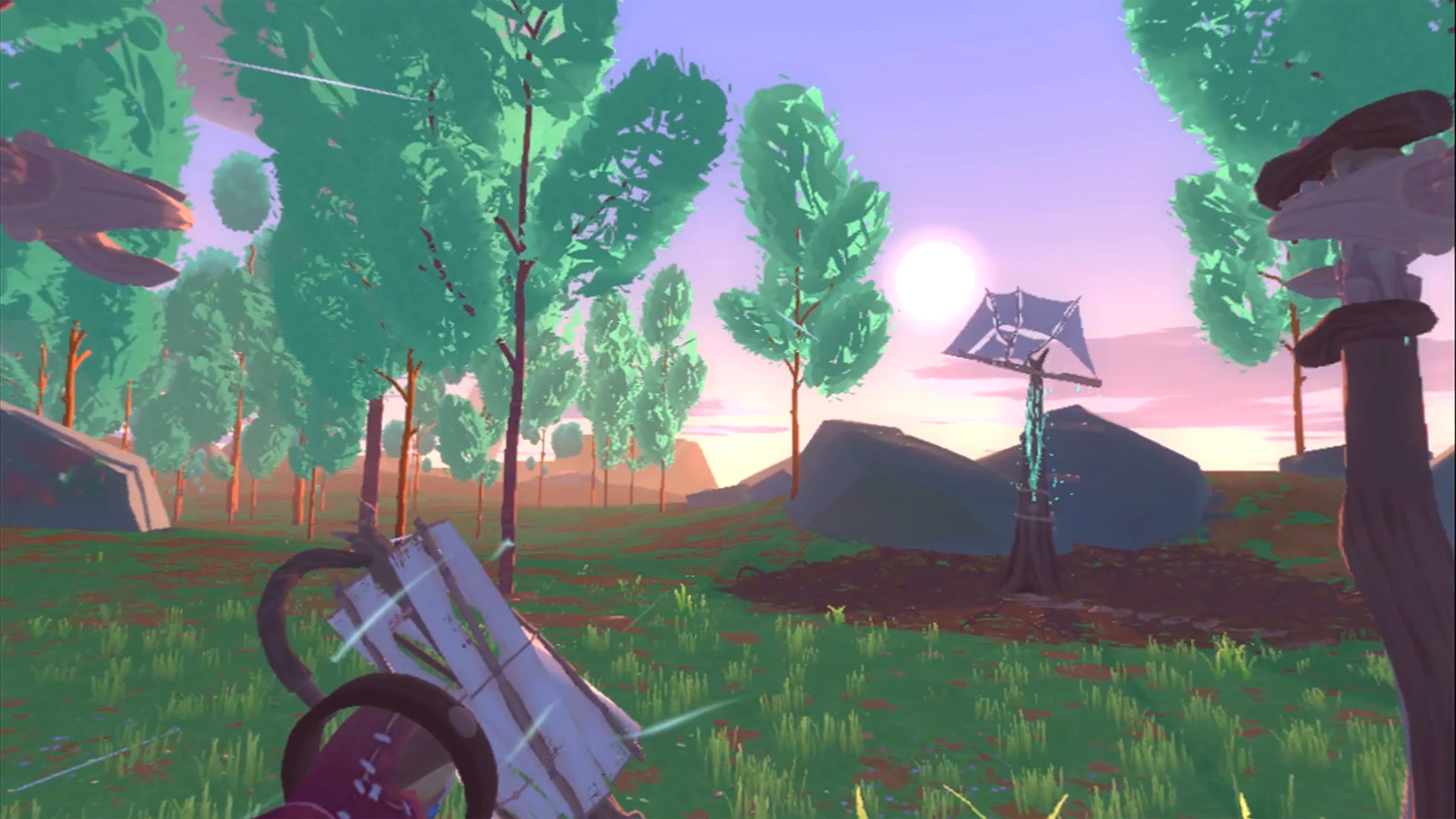 Скриншот №3 к Winds and Leaves