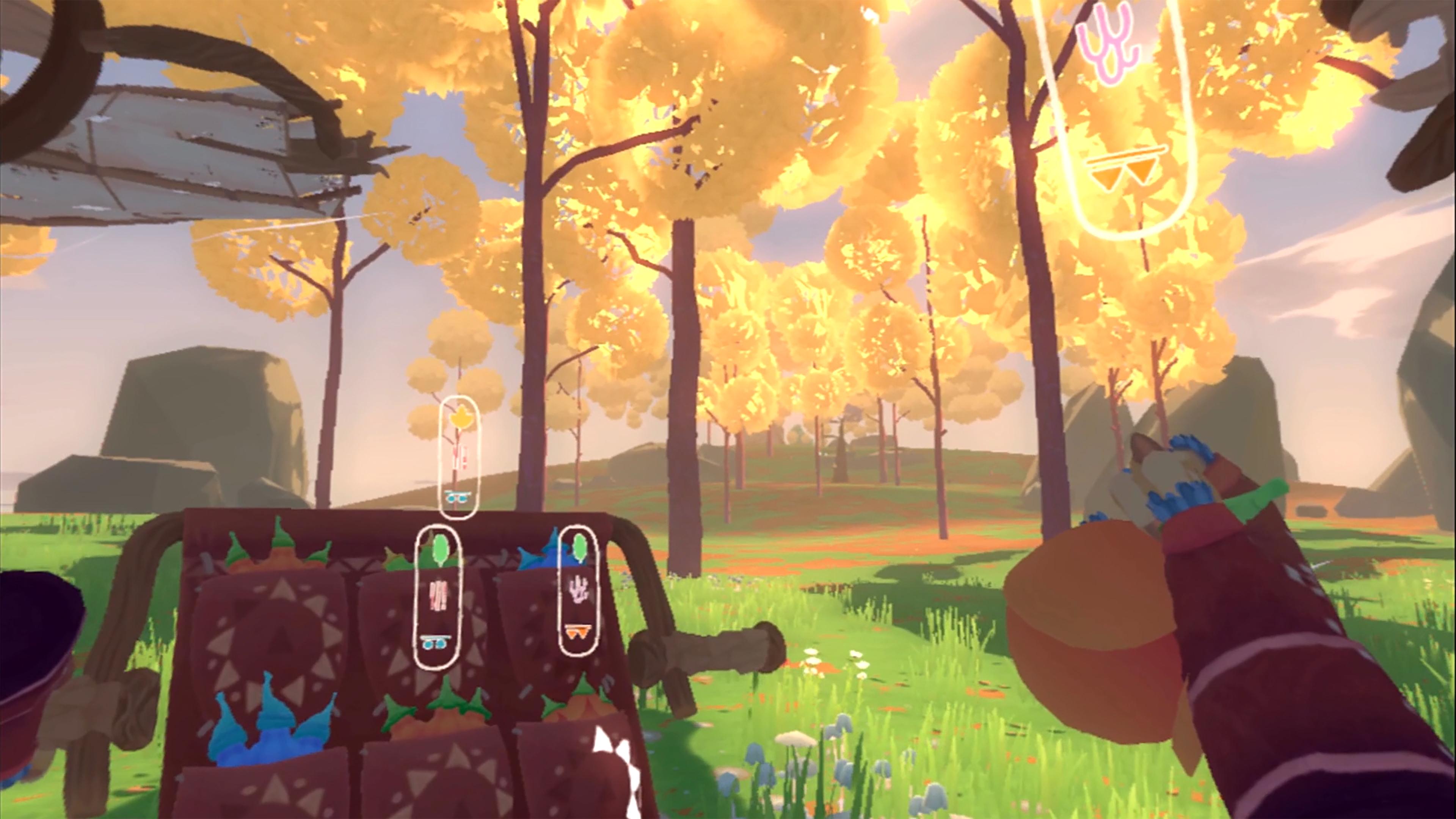 Скриншот №4 к Winds and Leaves