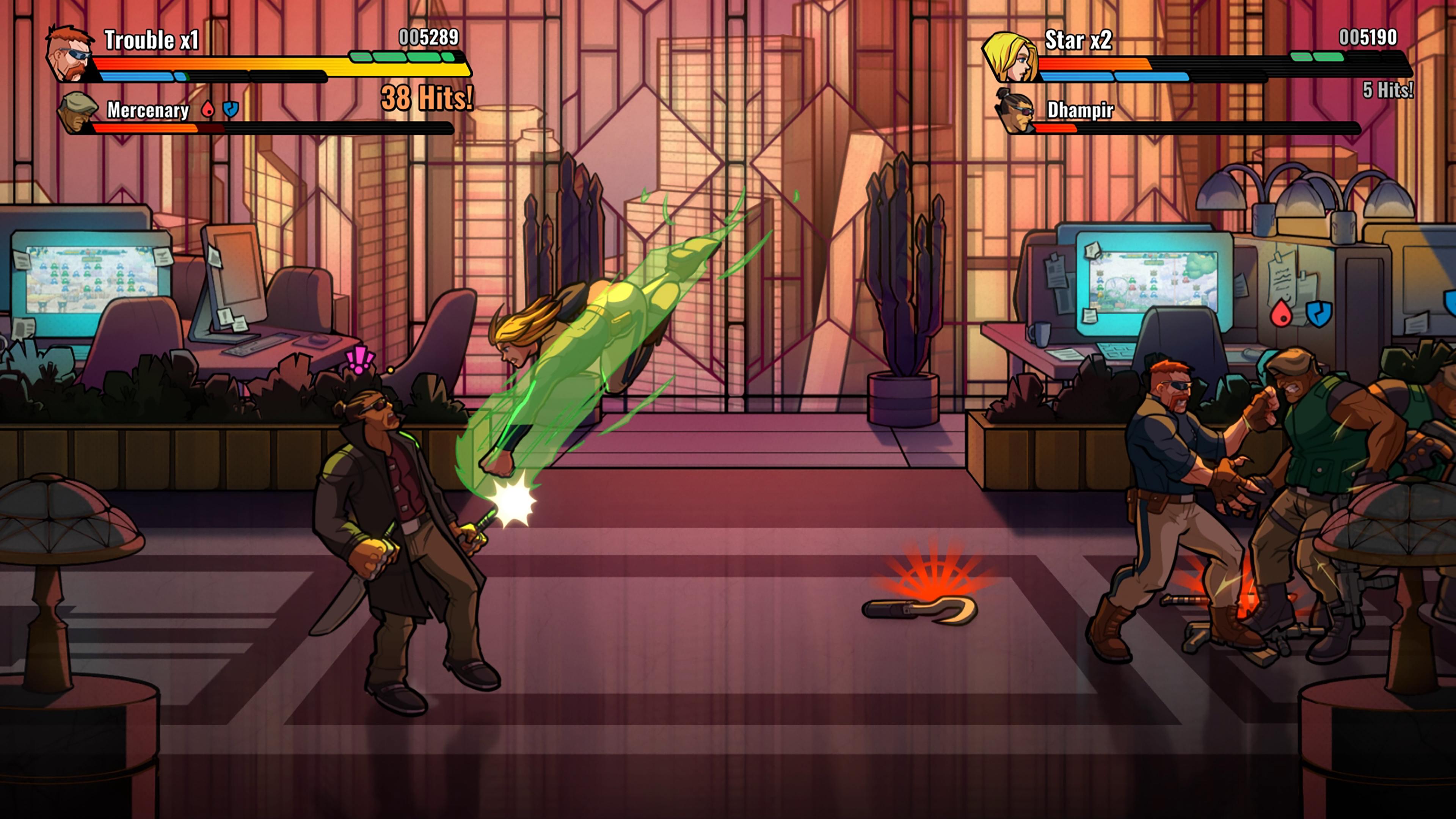 Скриншот №9 к Mayhem Brawler