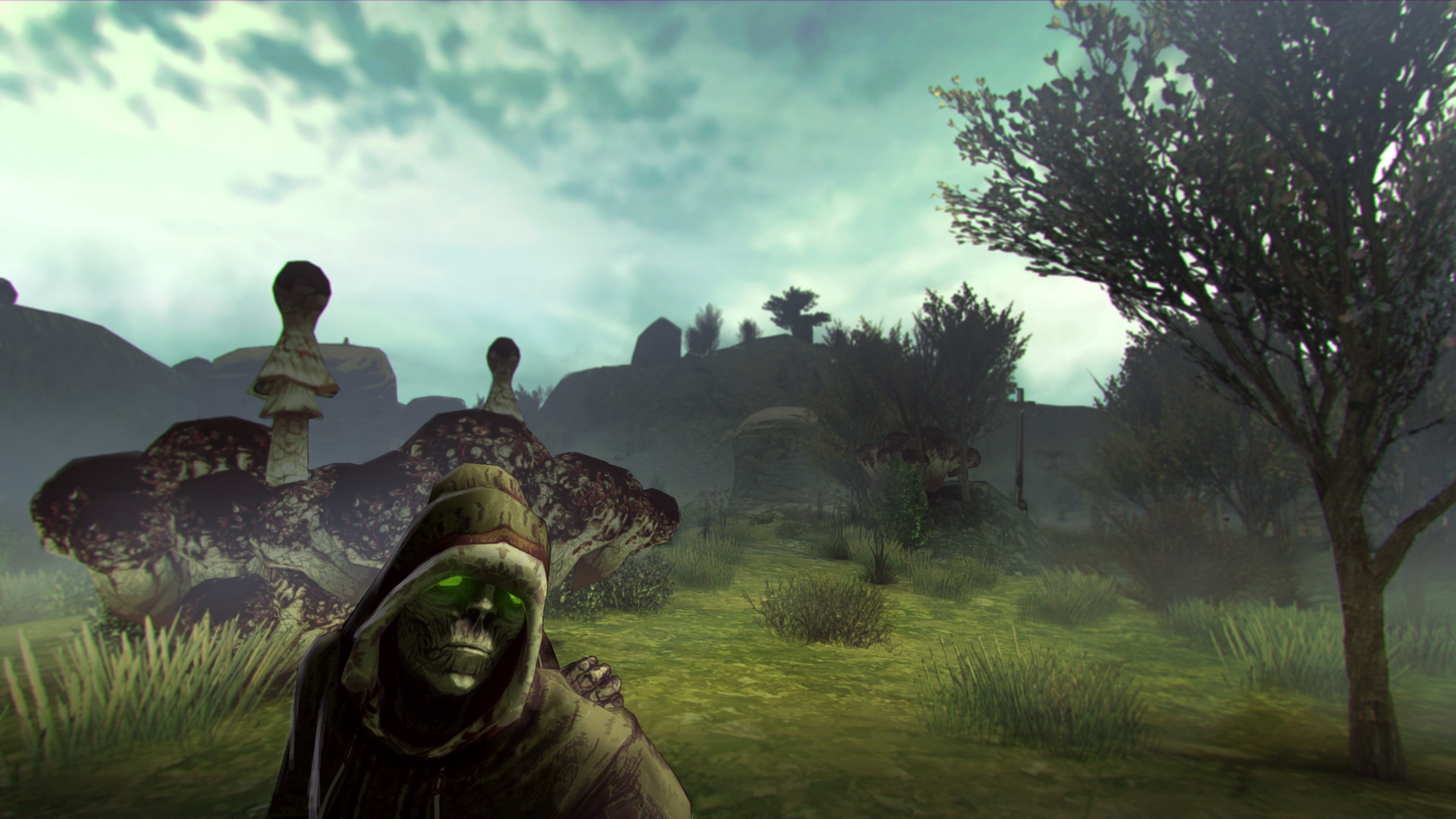 Скриншот №3 к Shadows of Kurgansk