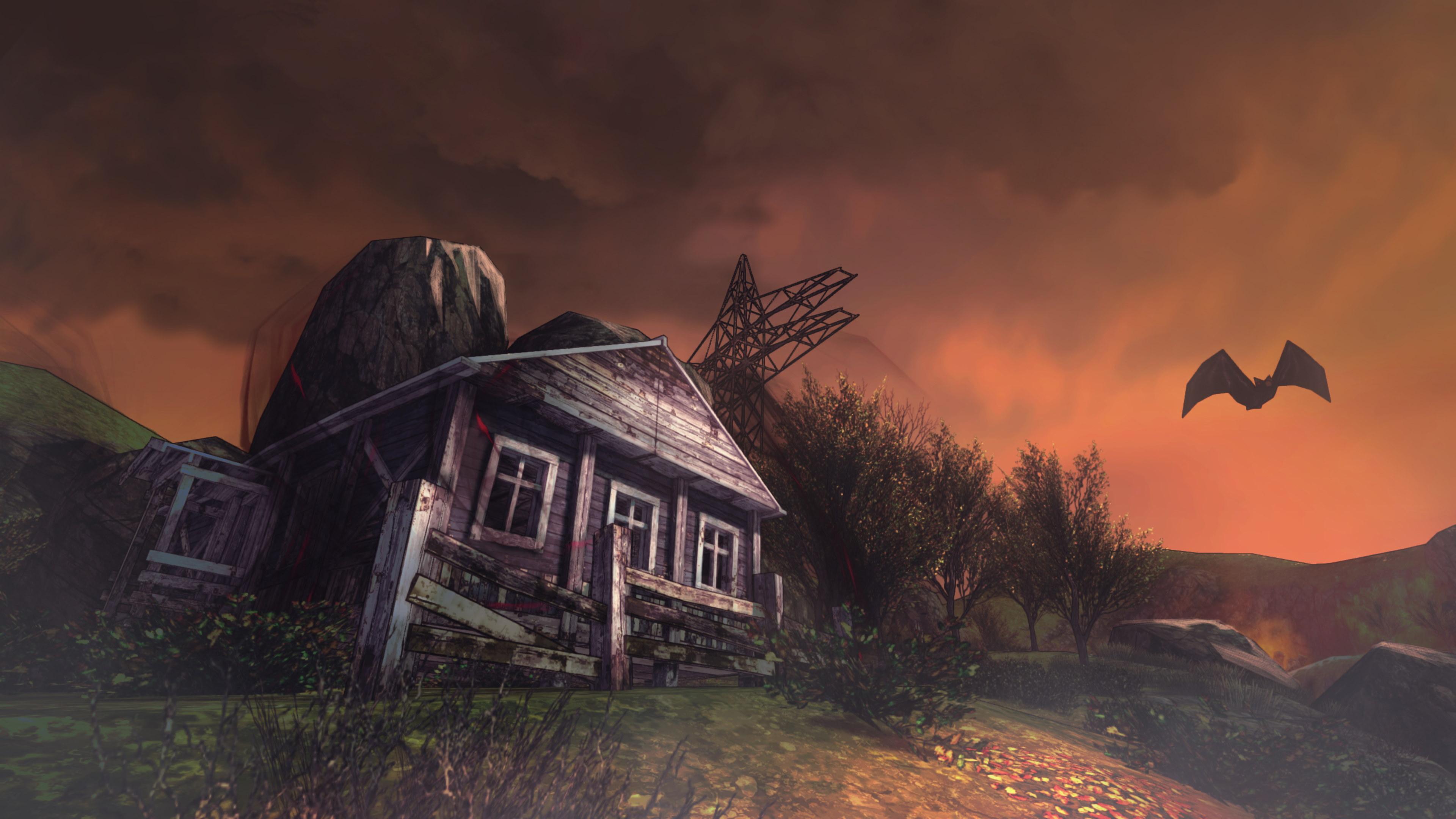 Скриншот №1 к Shadows of Kurgansk