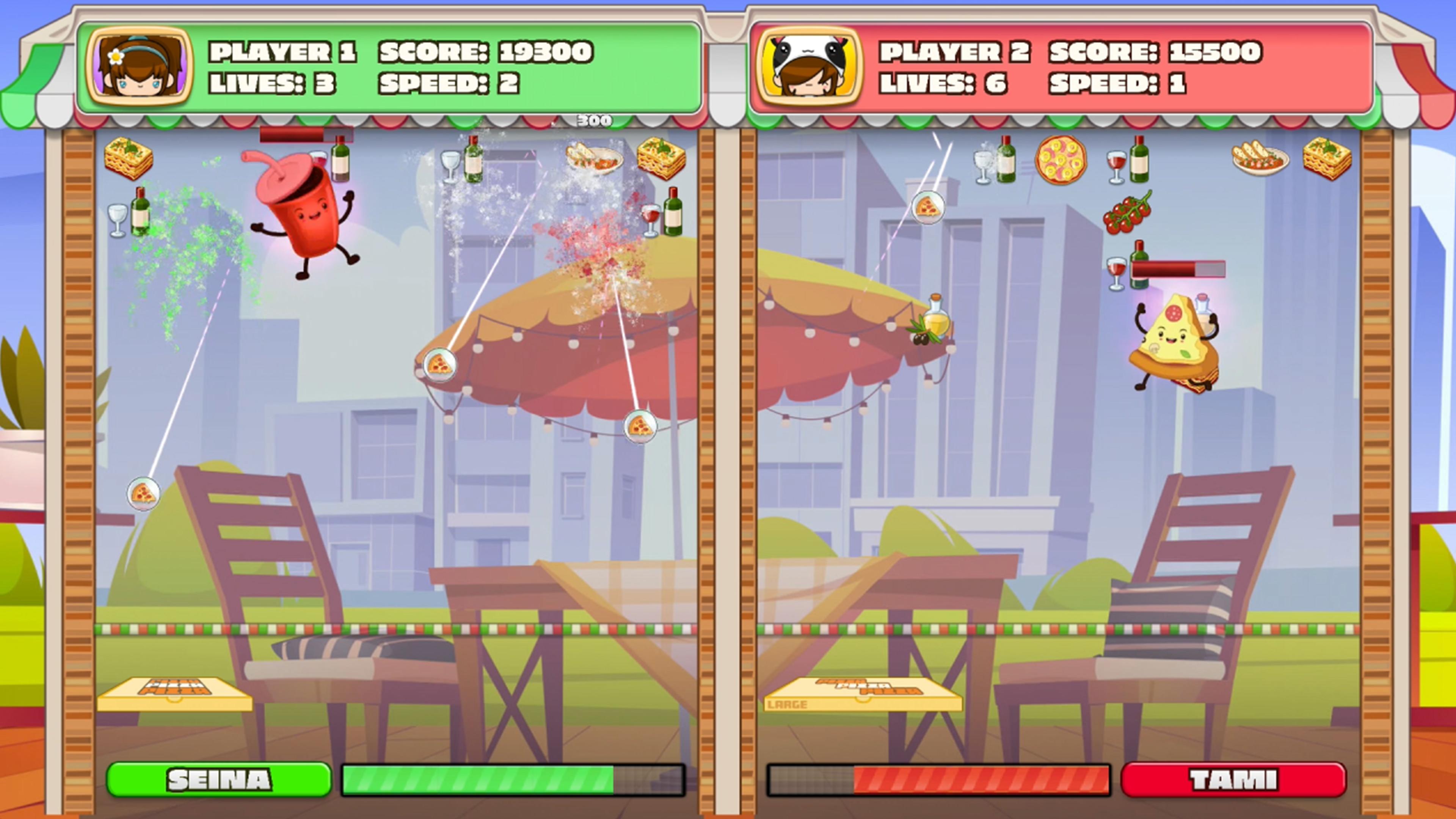 Скриншот №5 к Pizza Break Head to Head - Avatar Full Game Bundle