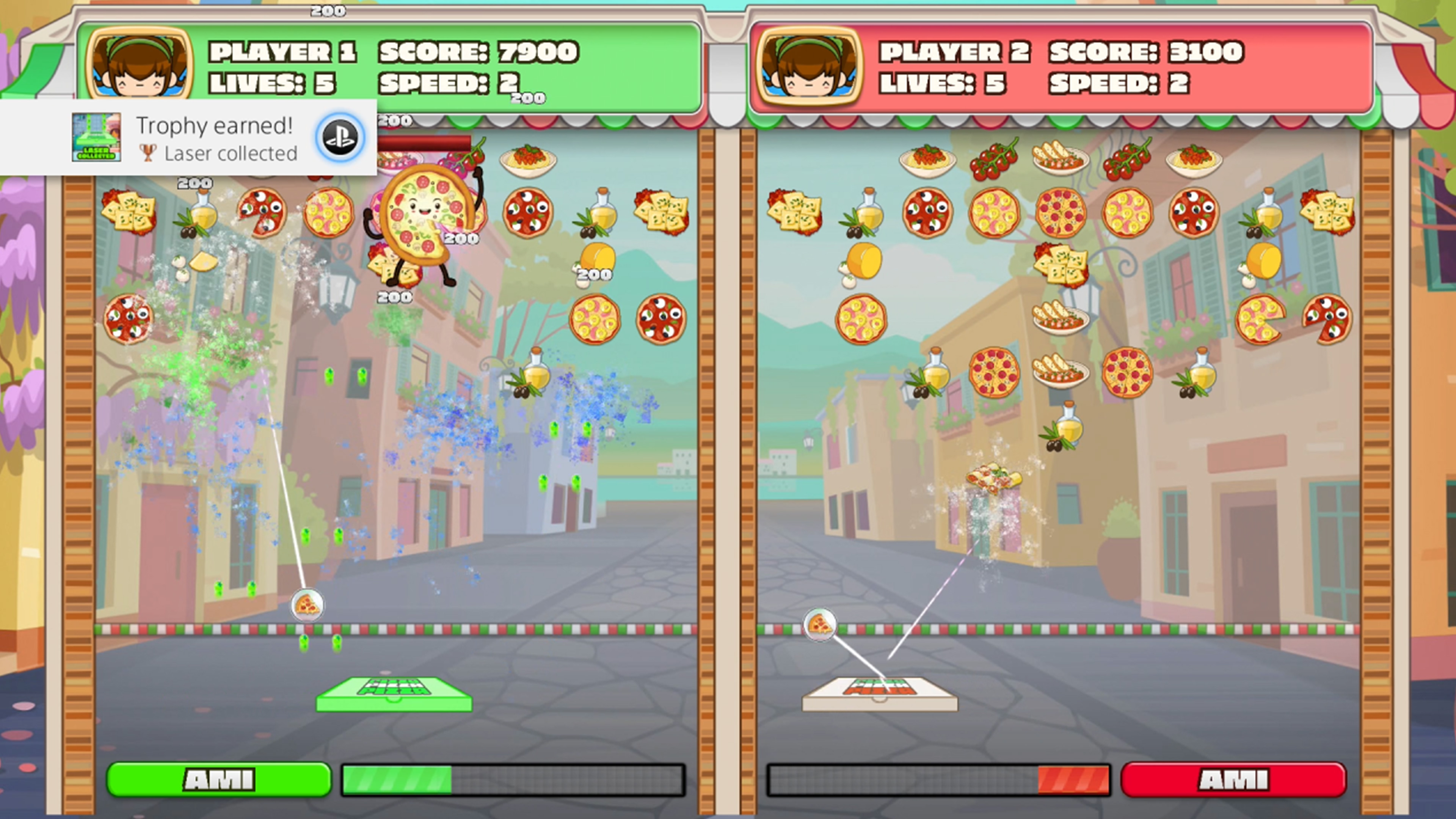Скриншот №8 к Pizza Break Head to Head - Avatar Full Game Bundle