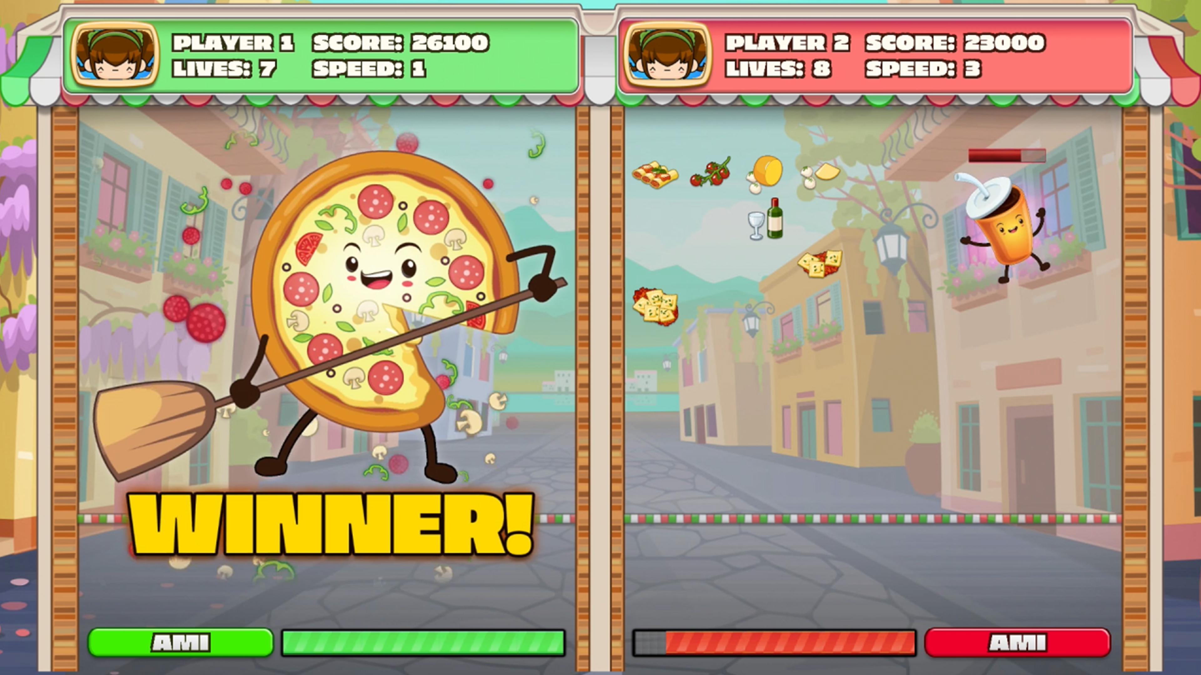 Скриншот №9 к Pizza Break Head to Head - Avatar Full Game Bundle