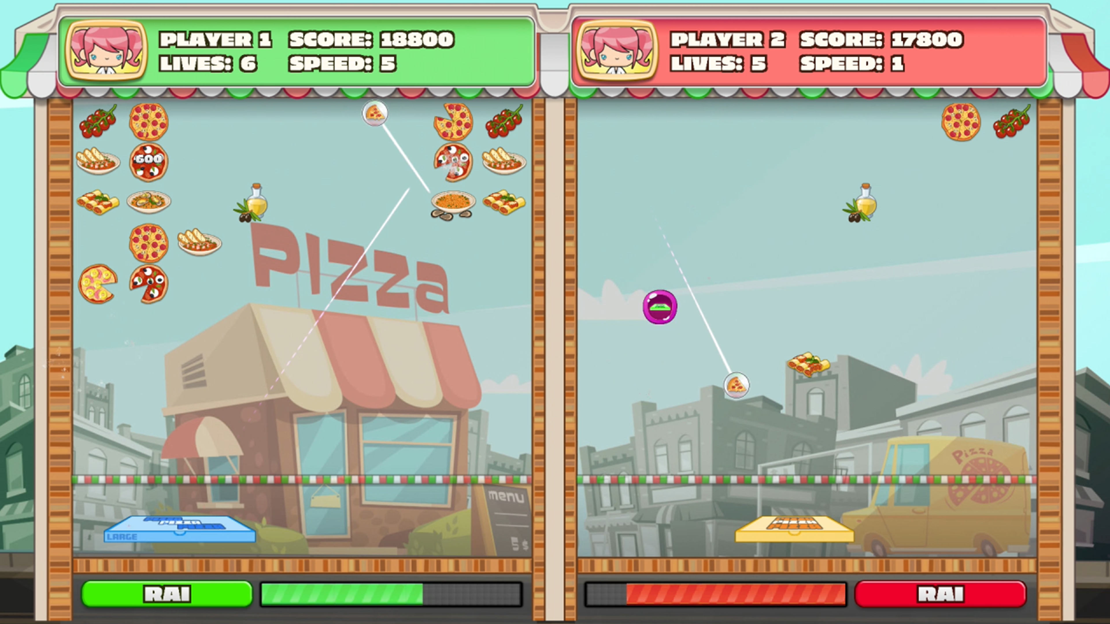 Скриншот №3 к Pizza Break Head to Head - Avatar Full Game Bundle