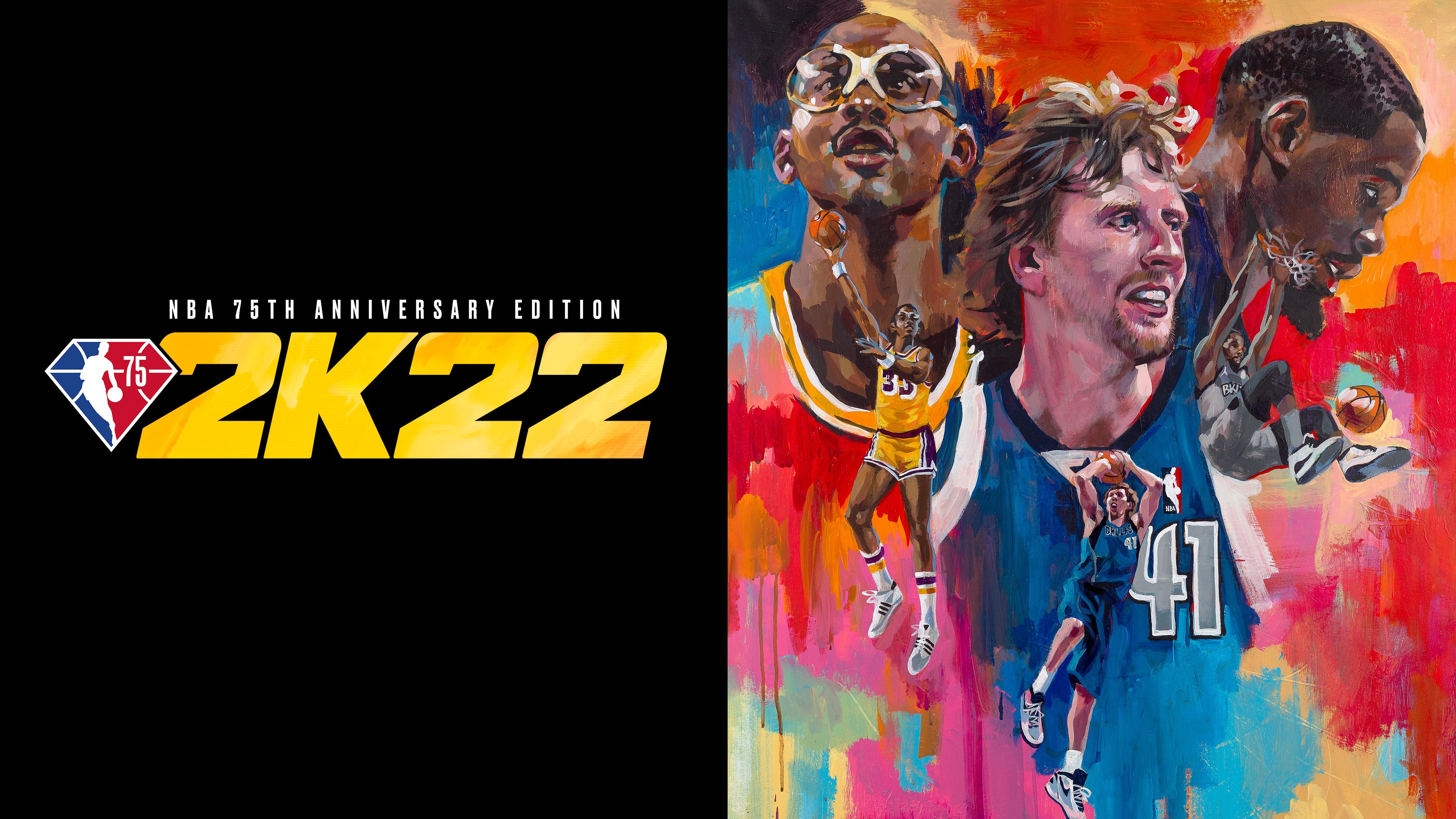 Скриншот №1 к Предзаказ NBA 2K22 NBA 75th Anniversary Edition для PS4 and PS5