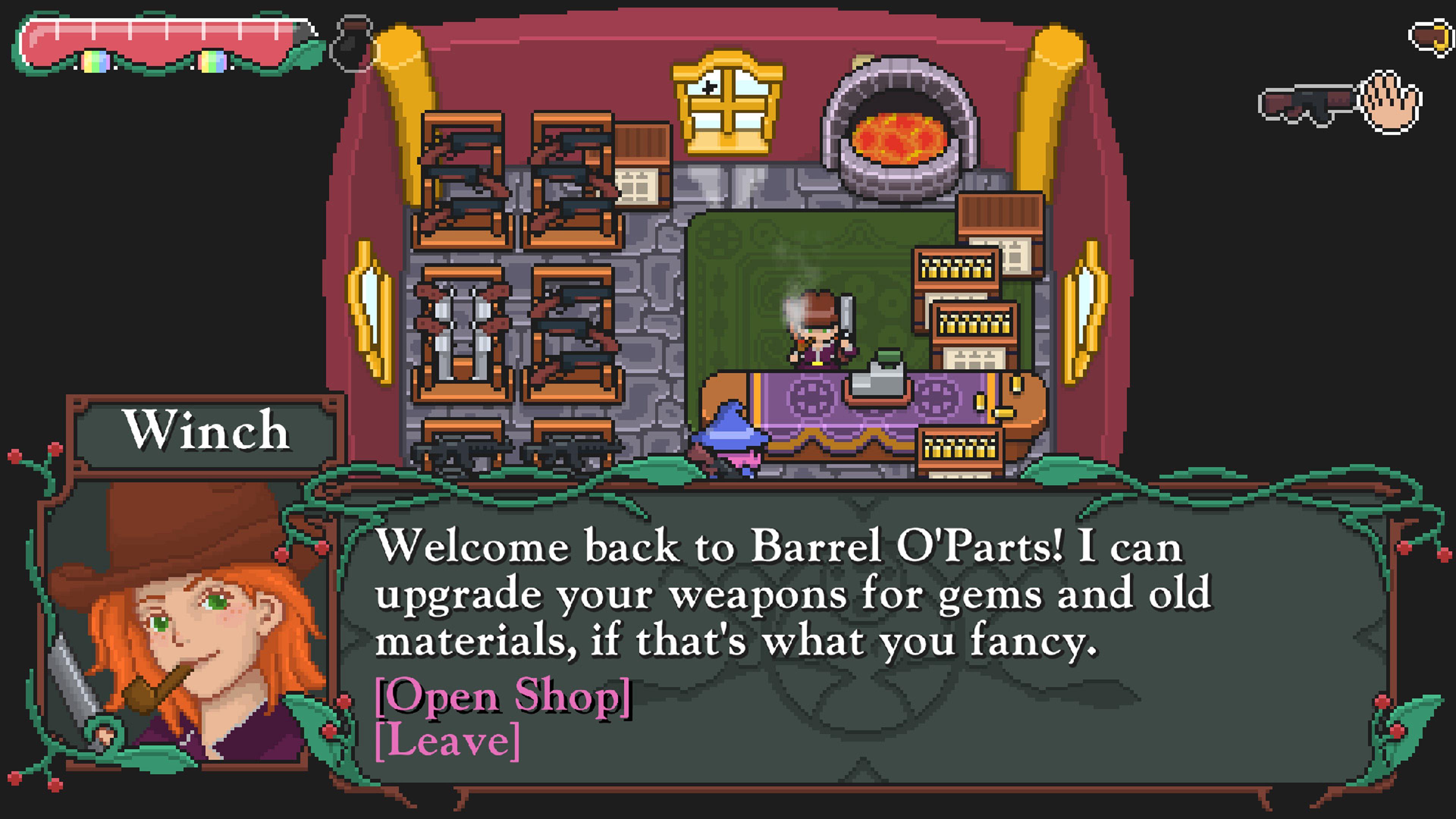 Скриншот №3 к Trigger Witch