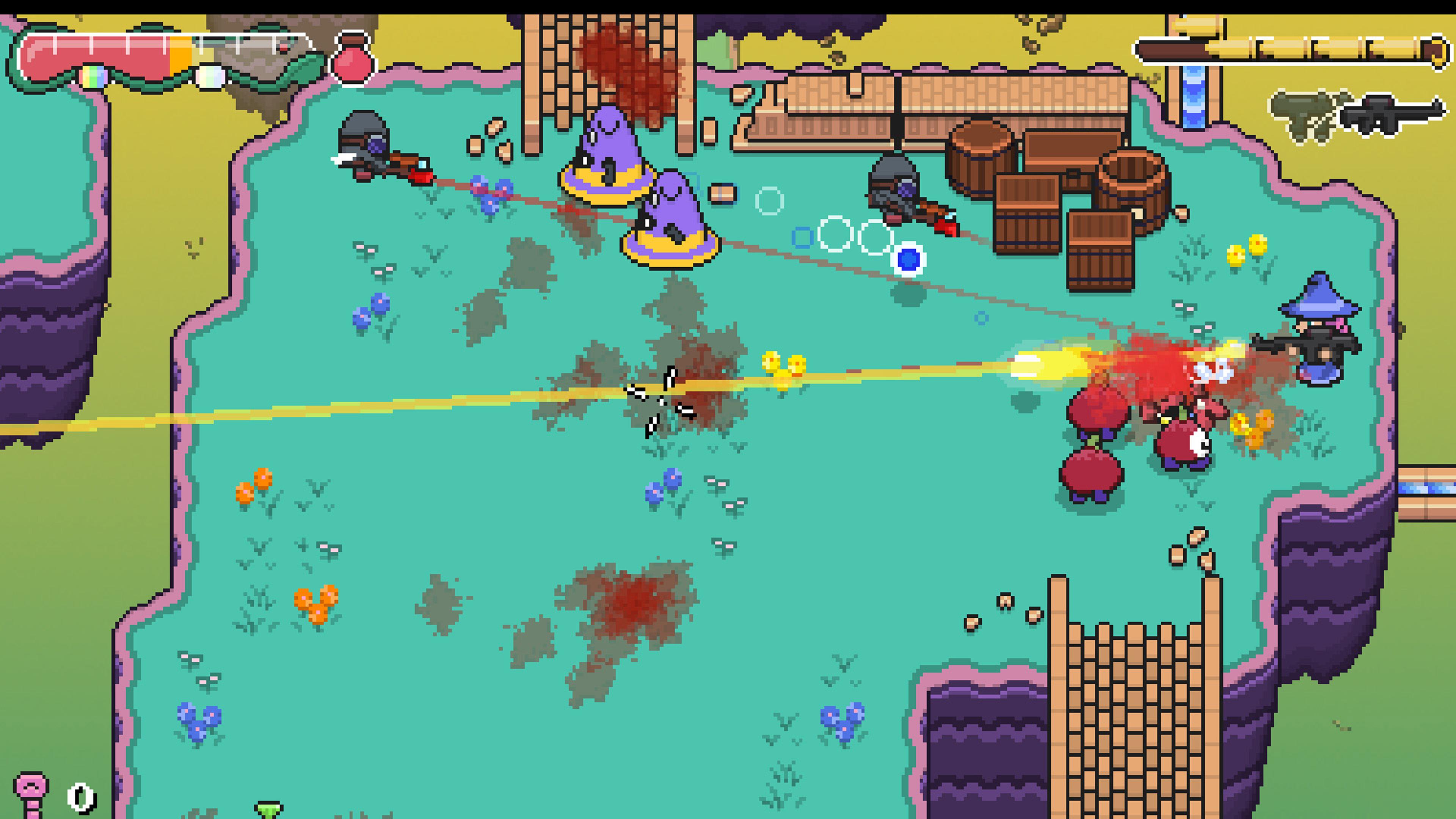 Скриншот №1 к Trigger Witch
