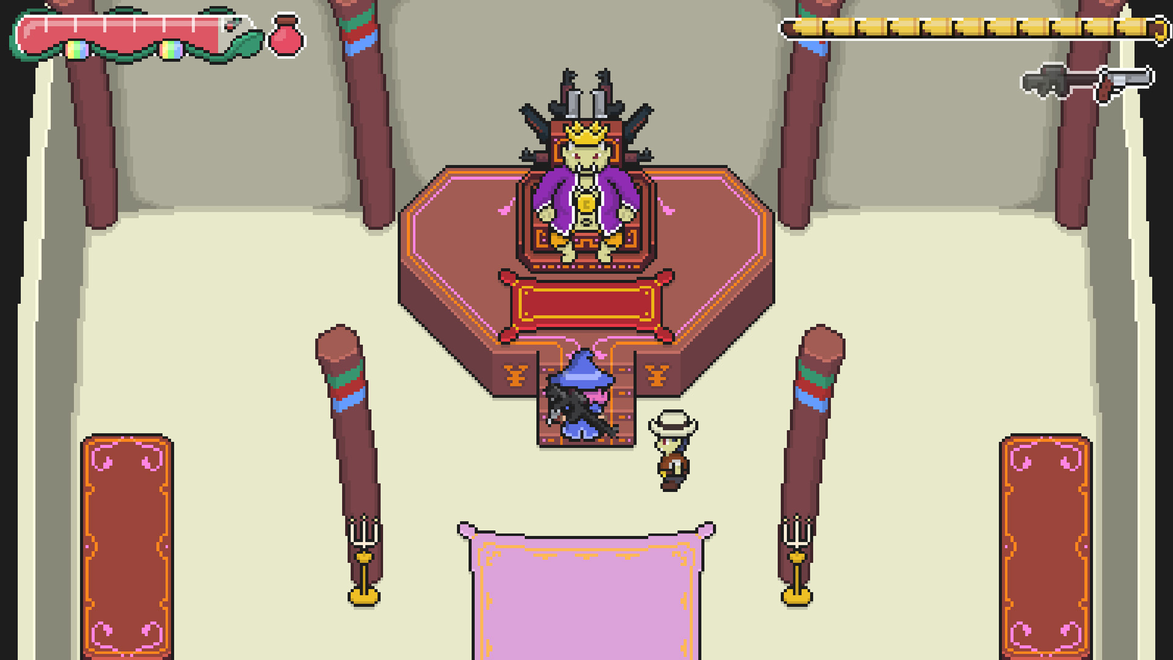 Скриншот №9 к Trigger Witch