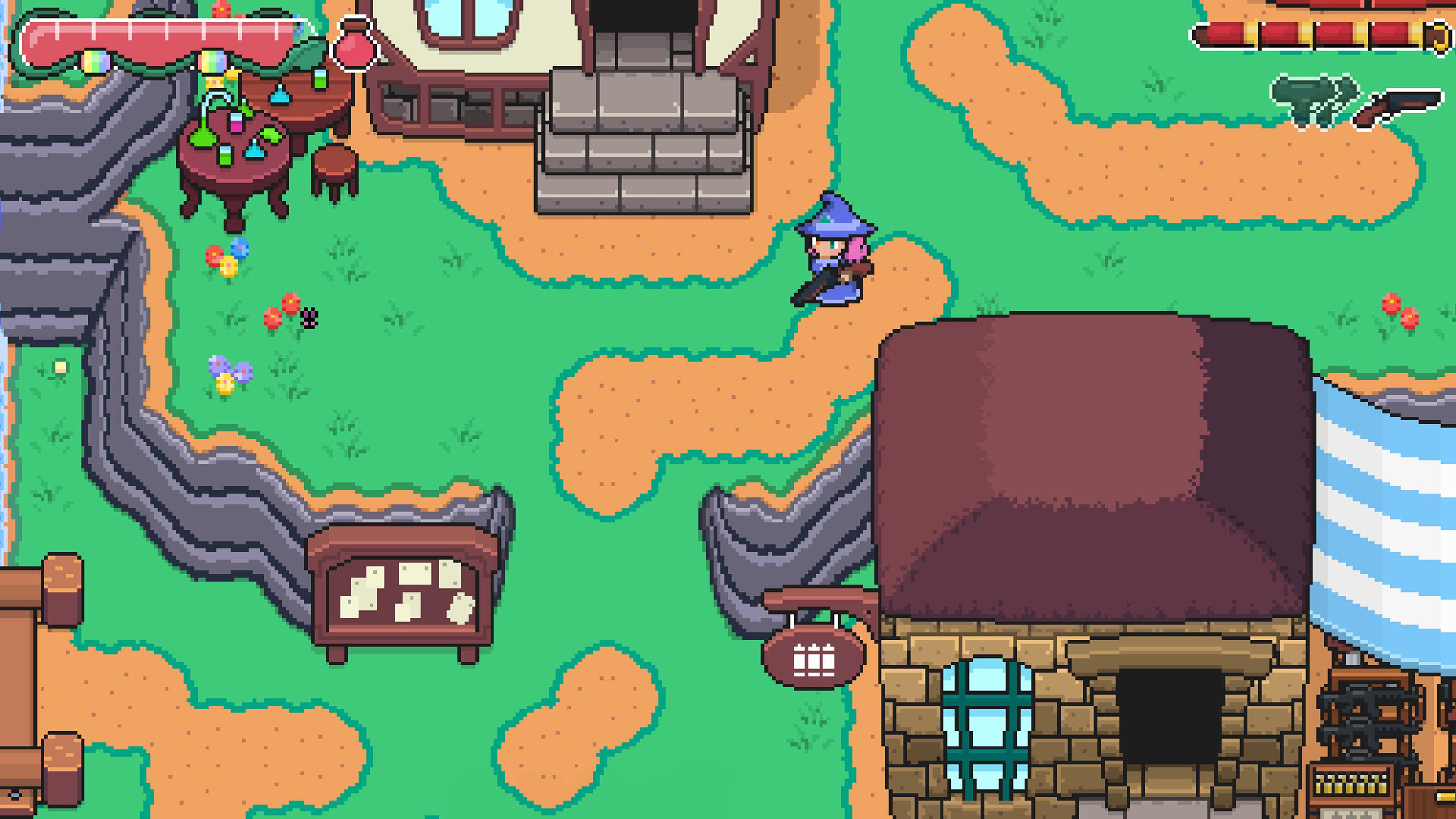 Скриншот №6 к Trigger Witch