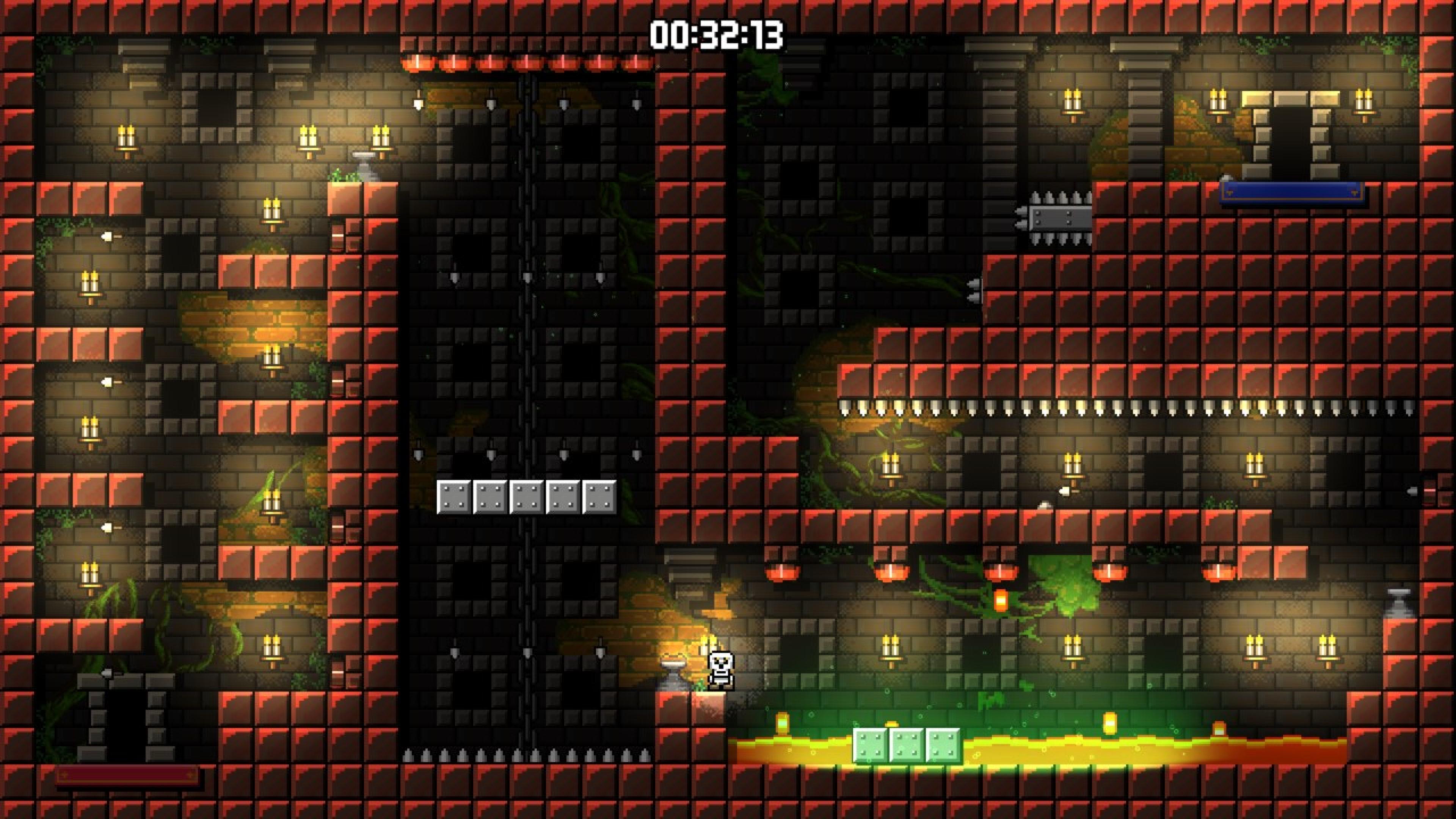 Скриншот №5 к Castle Of Pixel Skulls