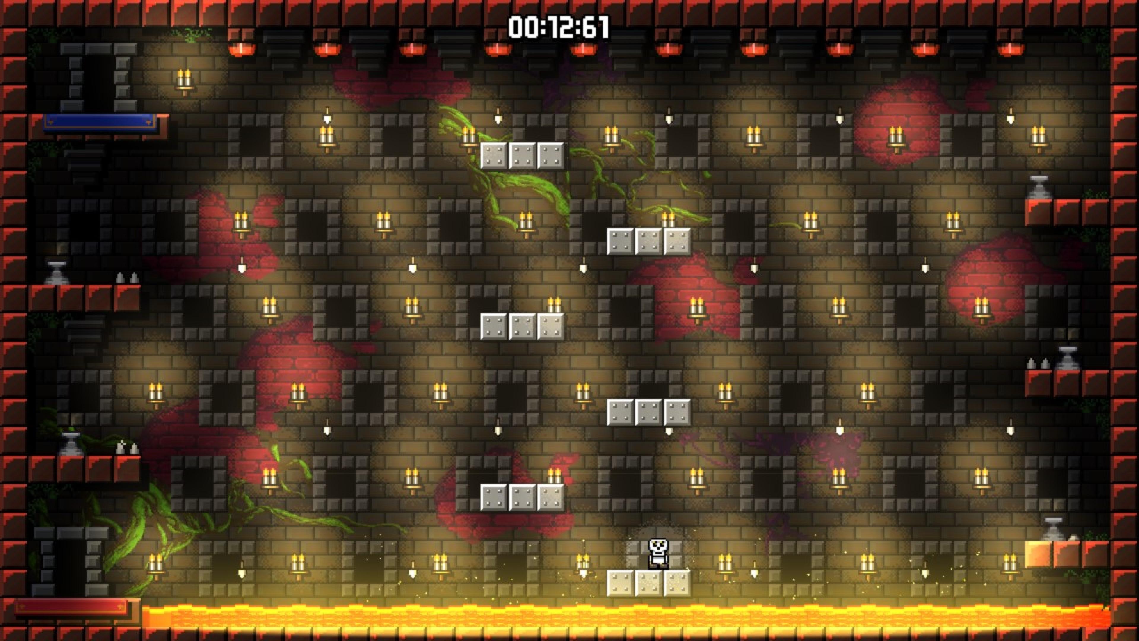 Скриншот №6 к Castle Of Pixel Skulls