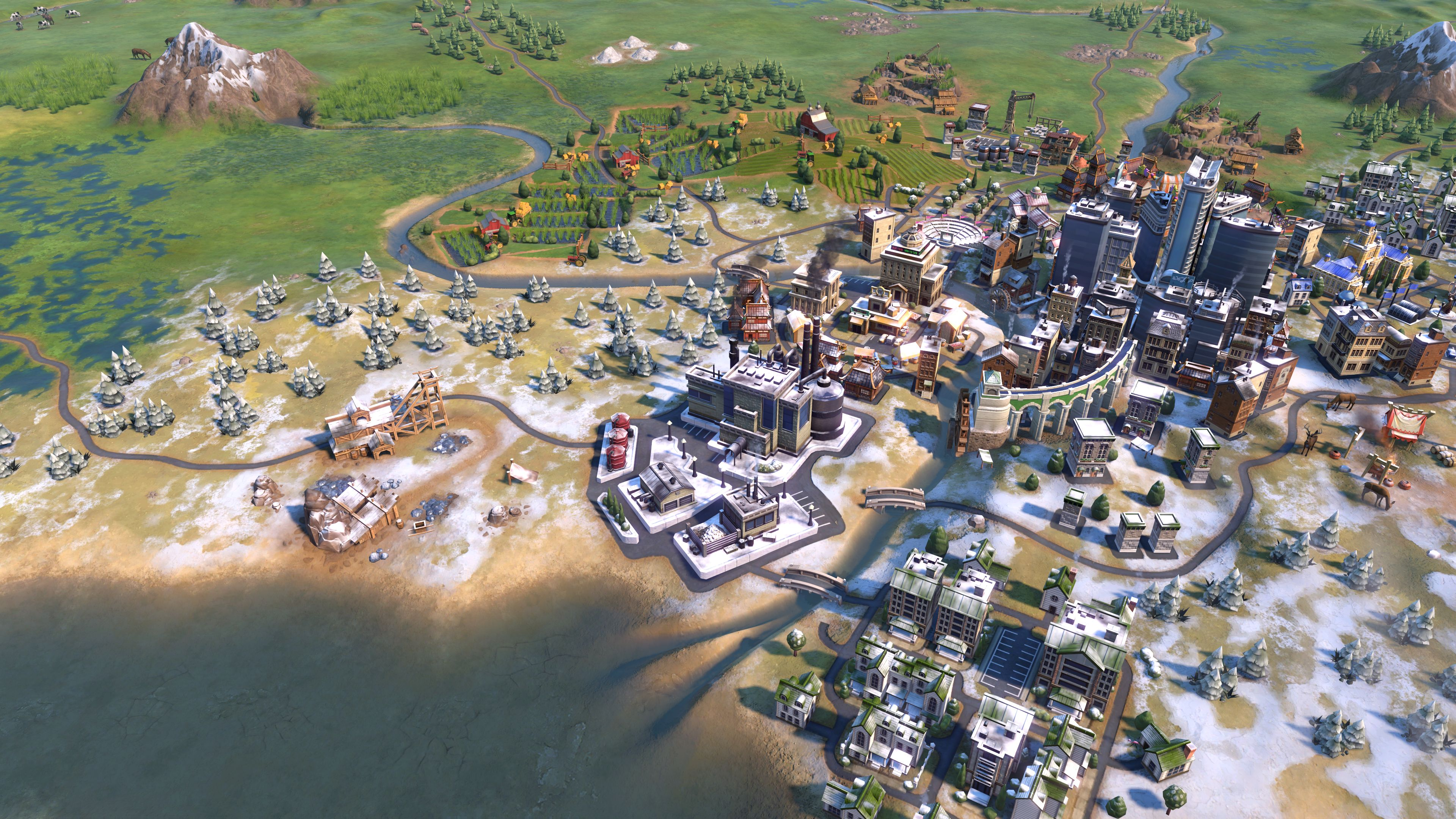 Скриншот №3 к Sid Meiers Civilization VI Anthology