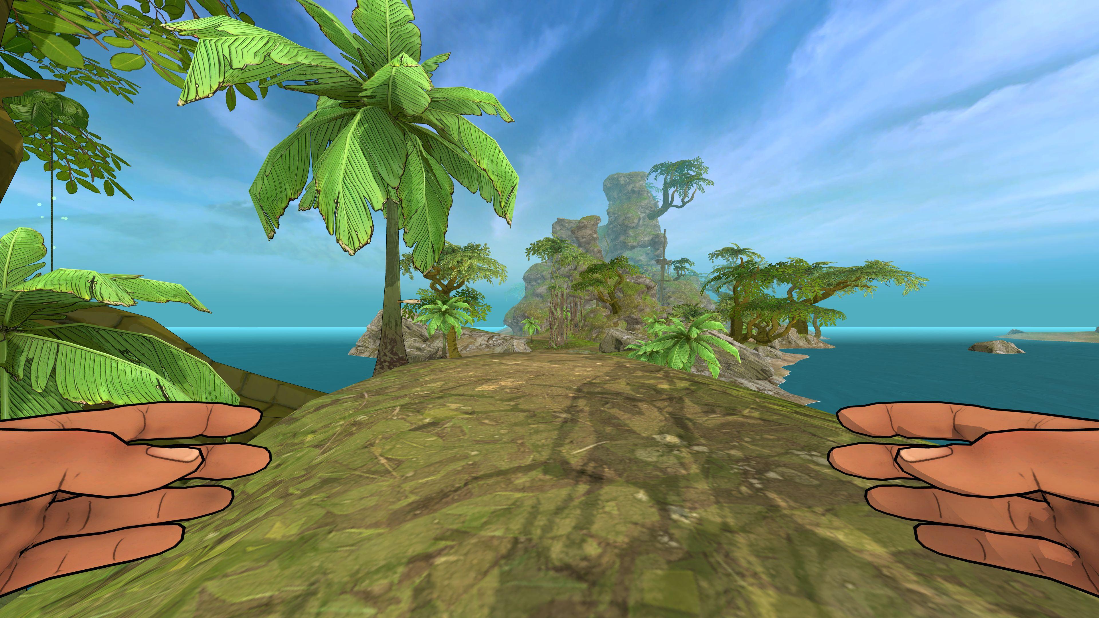 Скриншот №1 к TARZAN VR