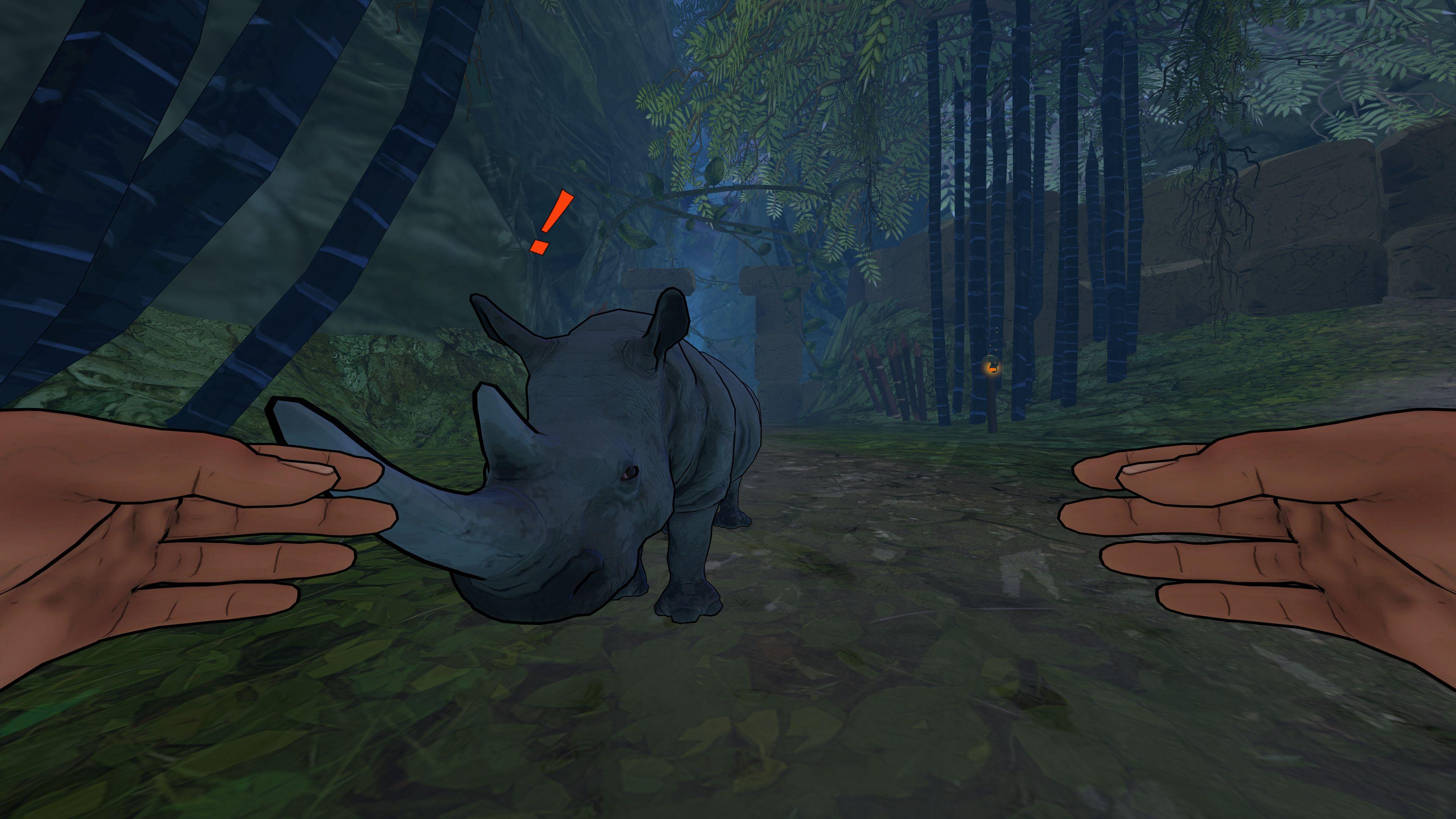Скриншот №8 к TARZAN VR