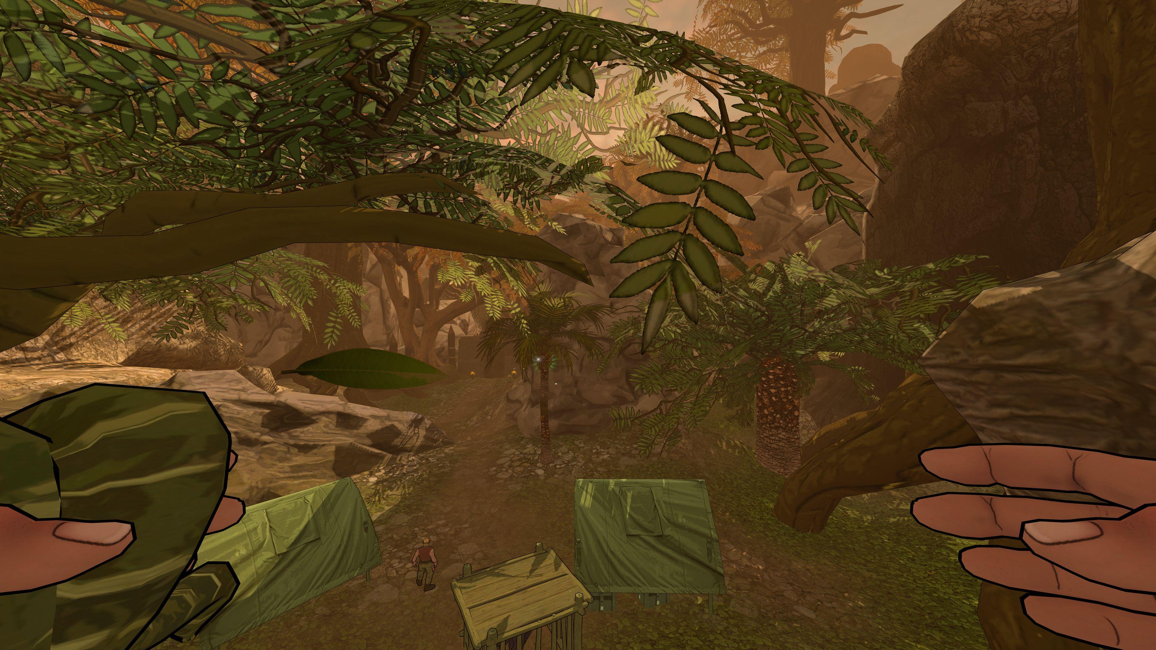 Скриншот №7 к TARZAN VR
