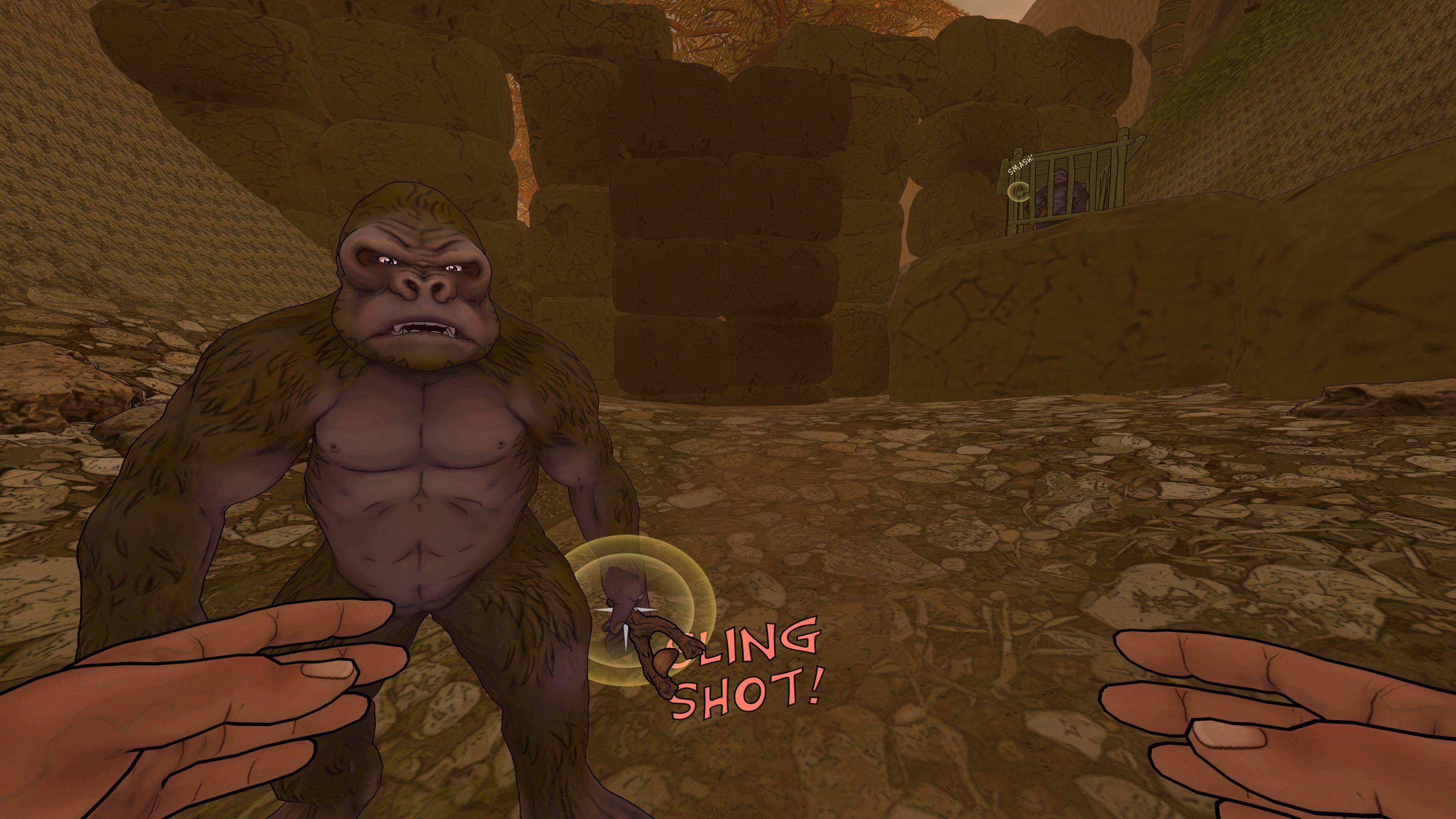 Скриншот №6 к TARZAN VR